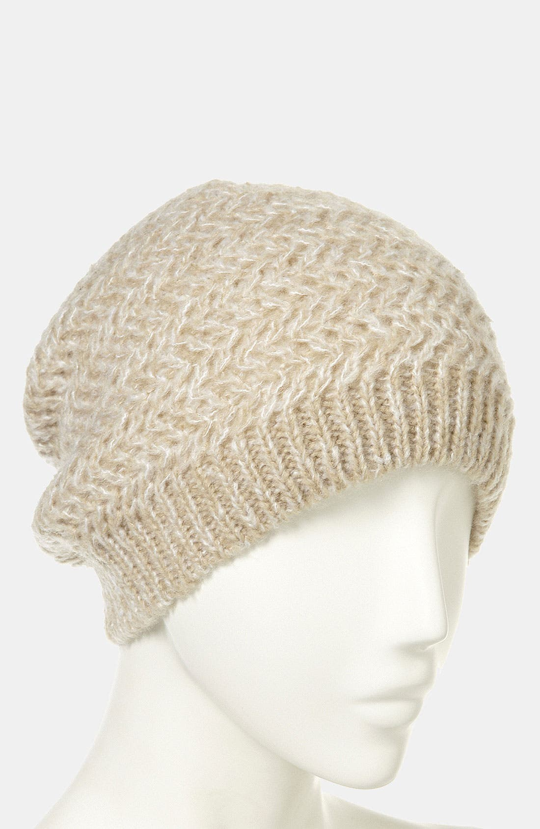 Alternate Image 1 Selected - Topshop Two Tone Beanie