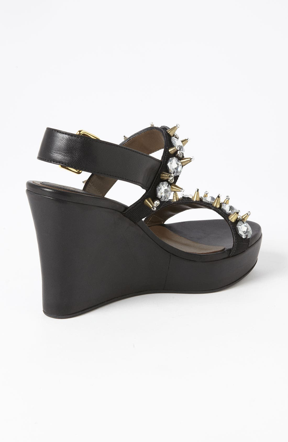 Alternate Image 2  - Marni Crystal Wedge Sandal