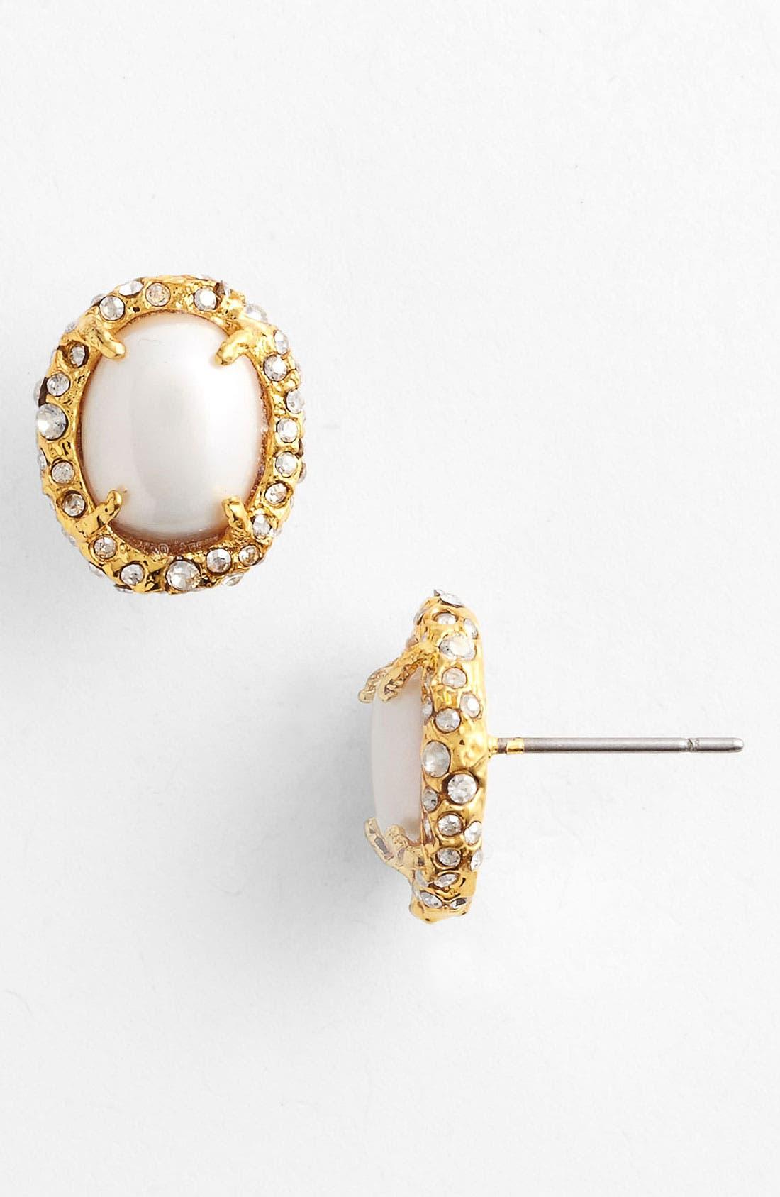 Alternate Image 1 Selected - Alexis Bittar 'Elements - Siyabona' Stone Stud Earrings