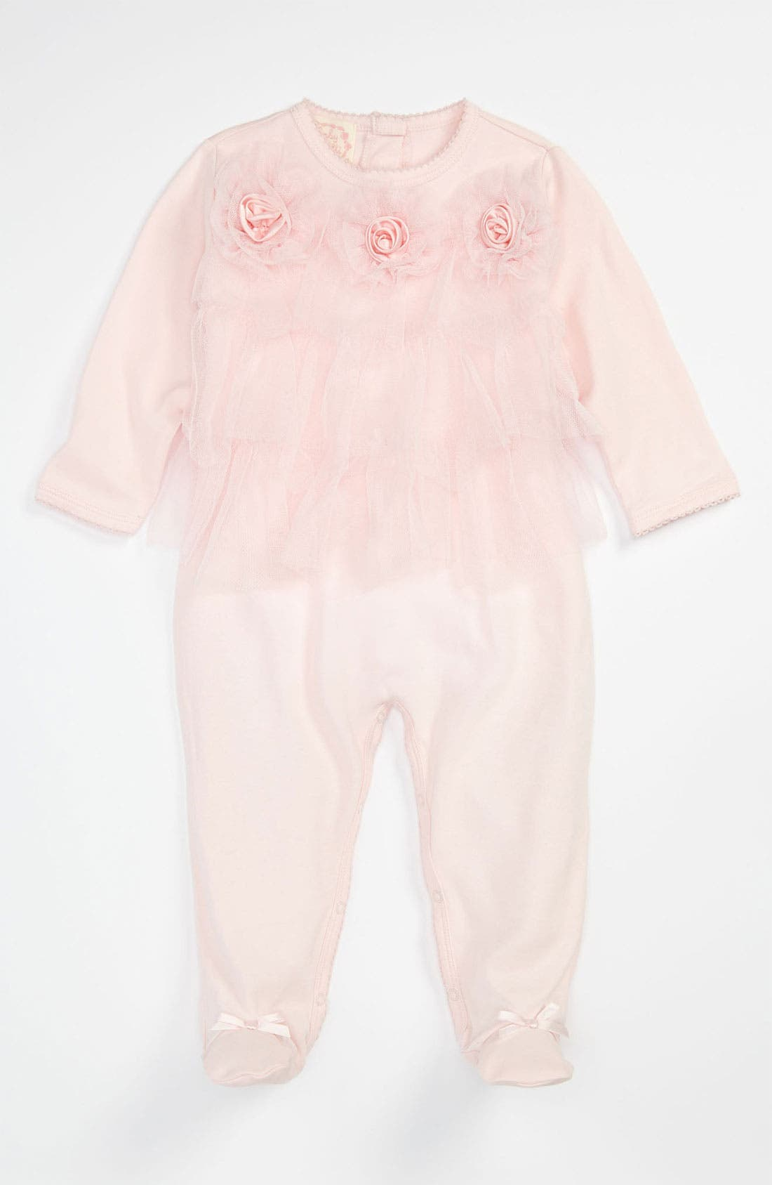 Alternate Image 1 Selected - Biscotti Footie (Infant)