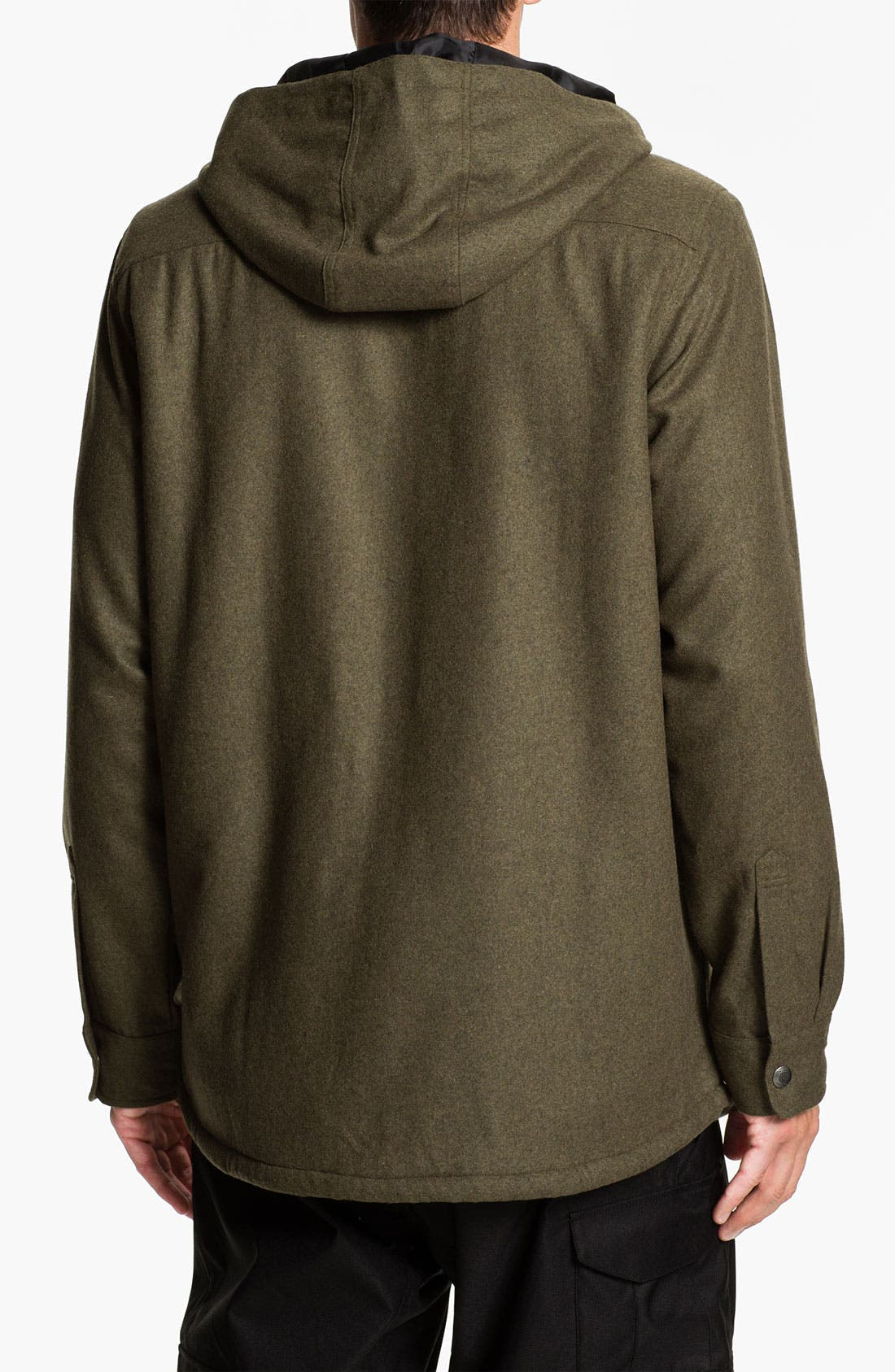 Alternate Image 2  - Burton 'Nelson' Hooded Woven Jacket