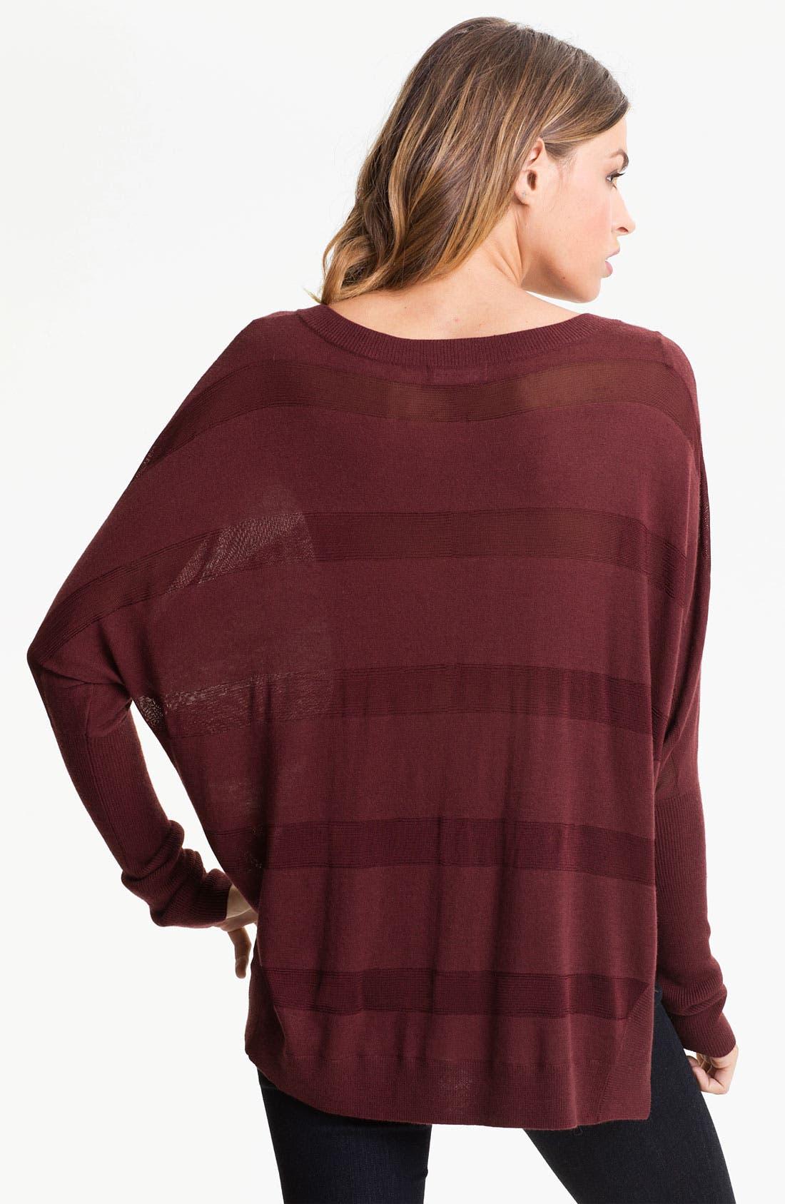 Alternate Image 2  - Trouvé Oversized Sweater