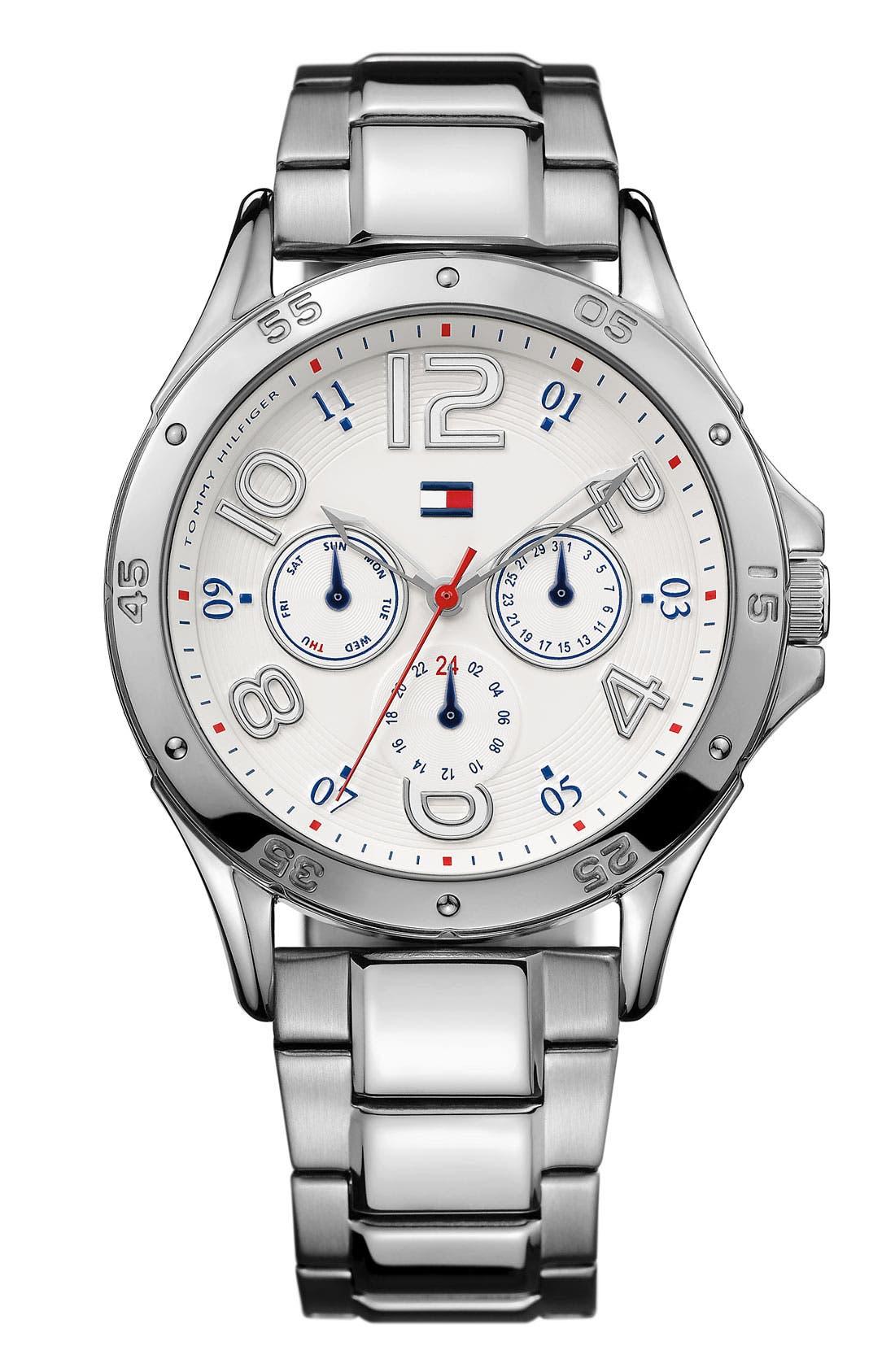 Main Image - Tommy Hilfiger Round Bracelet Watch