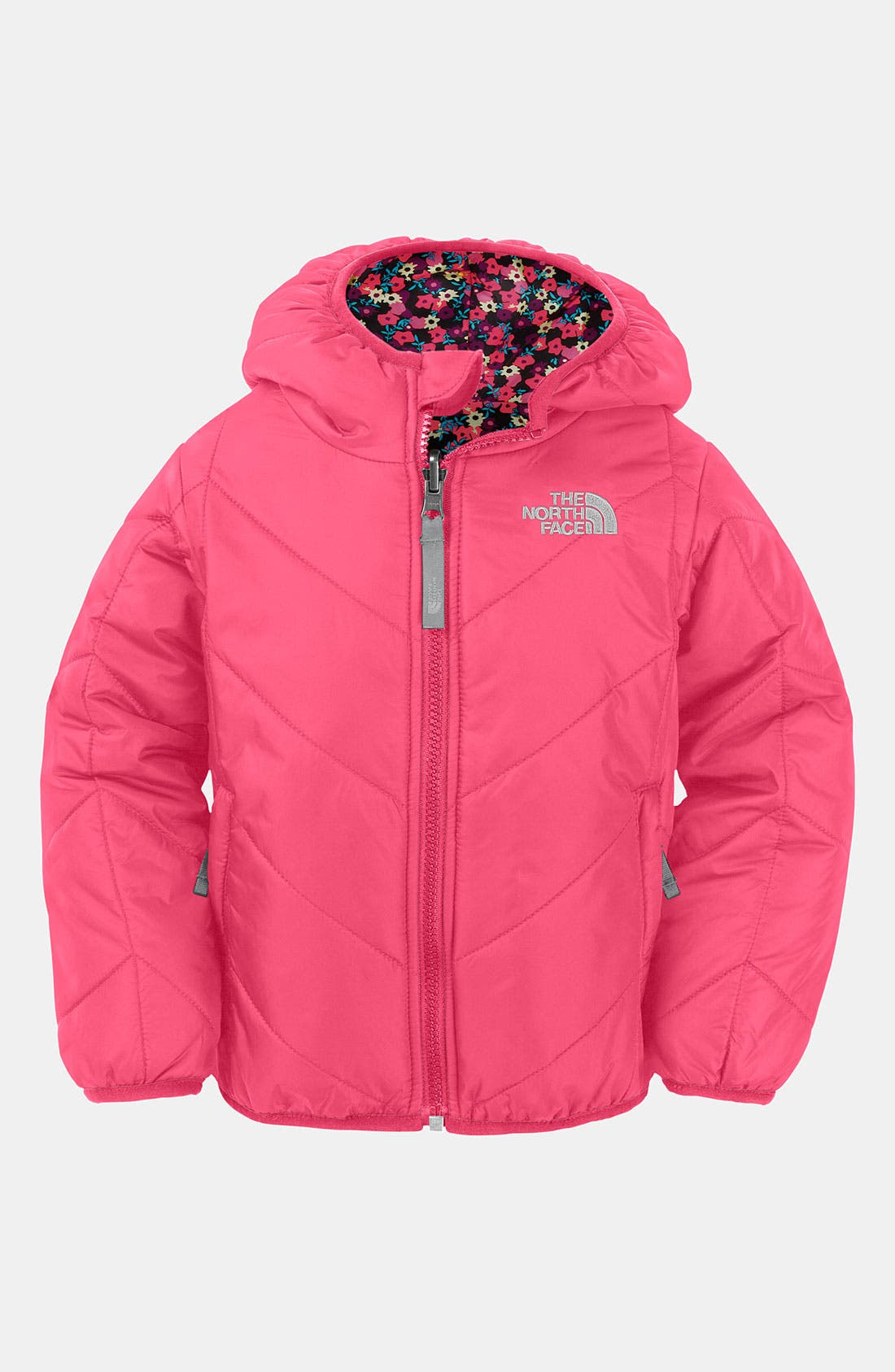 Alternate Image 1 Selected - The North Face 'Perrito' Reversible Jacket (Toddler)