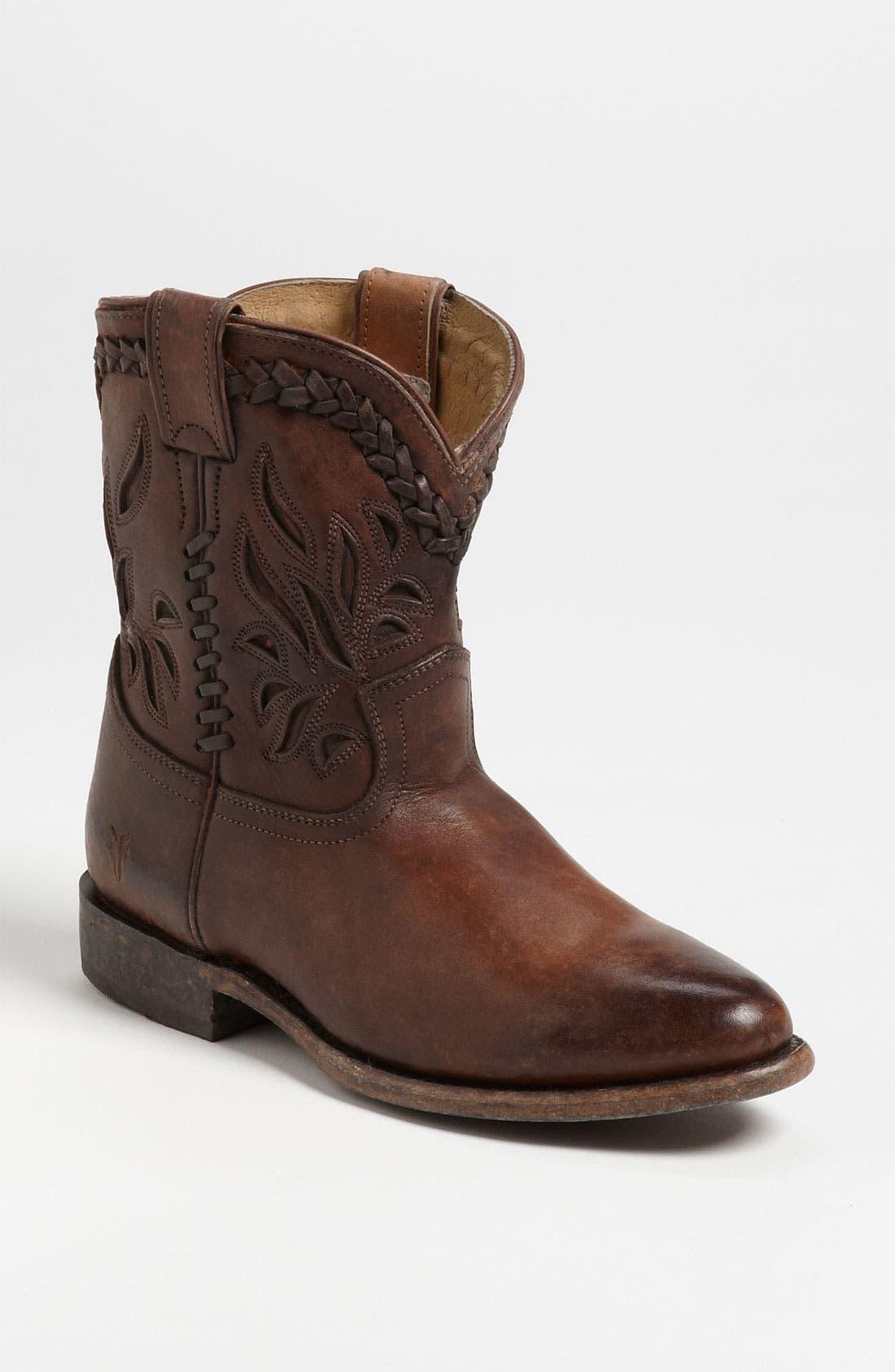 Main Image - Frye 'Wyatt Overlay' Short Boot