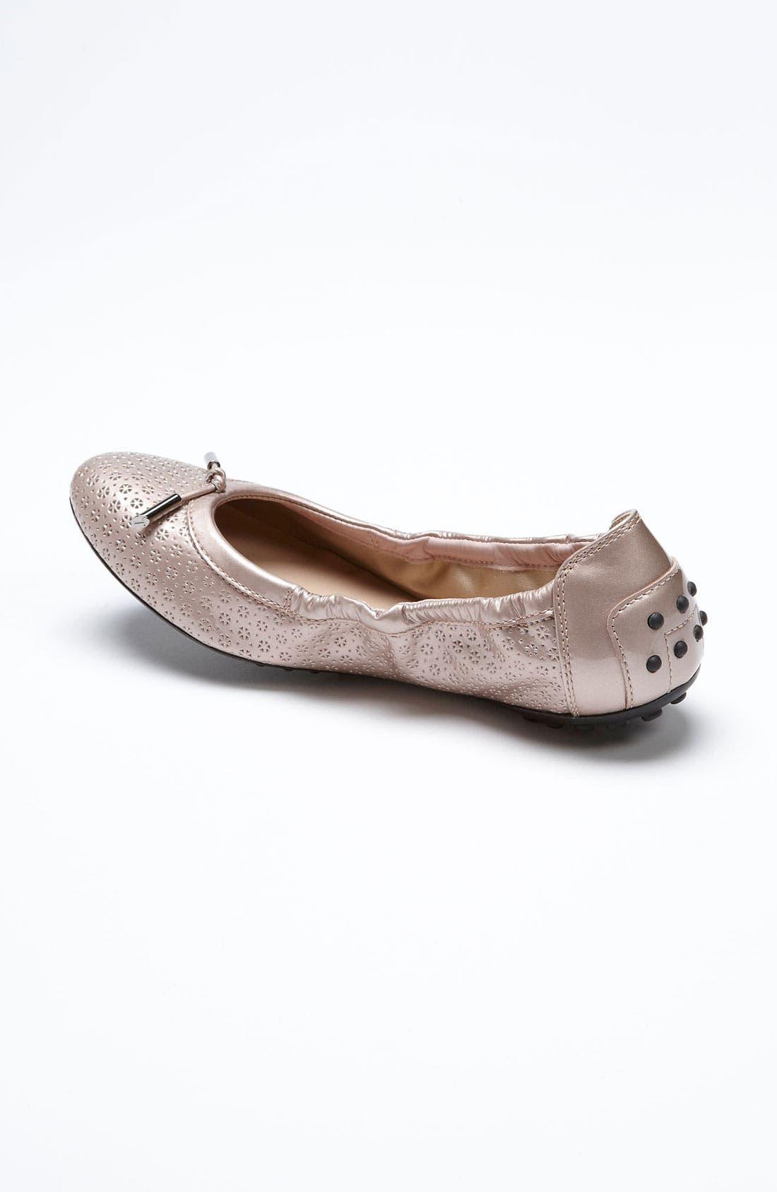 Alternate Image 2  - Tod's 'Optical Flower' Ballet Flat