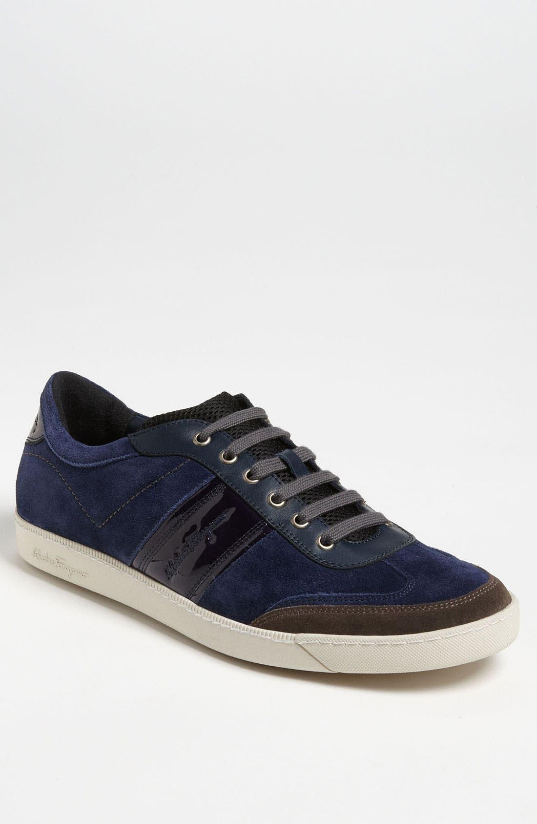 Alternate Image 1 Selected - Salvatore Ferragamo 'Marling' Sneaker