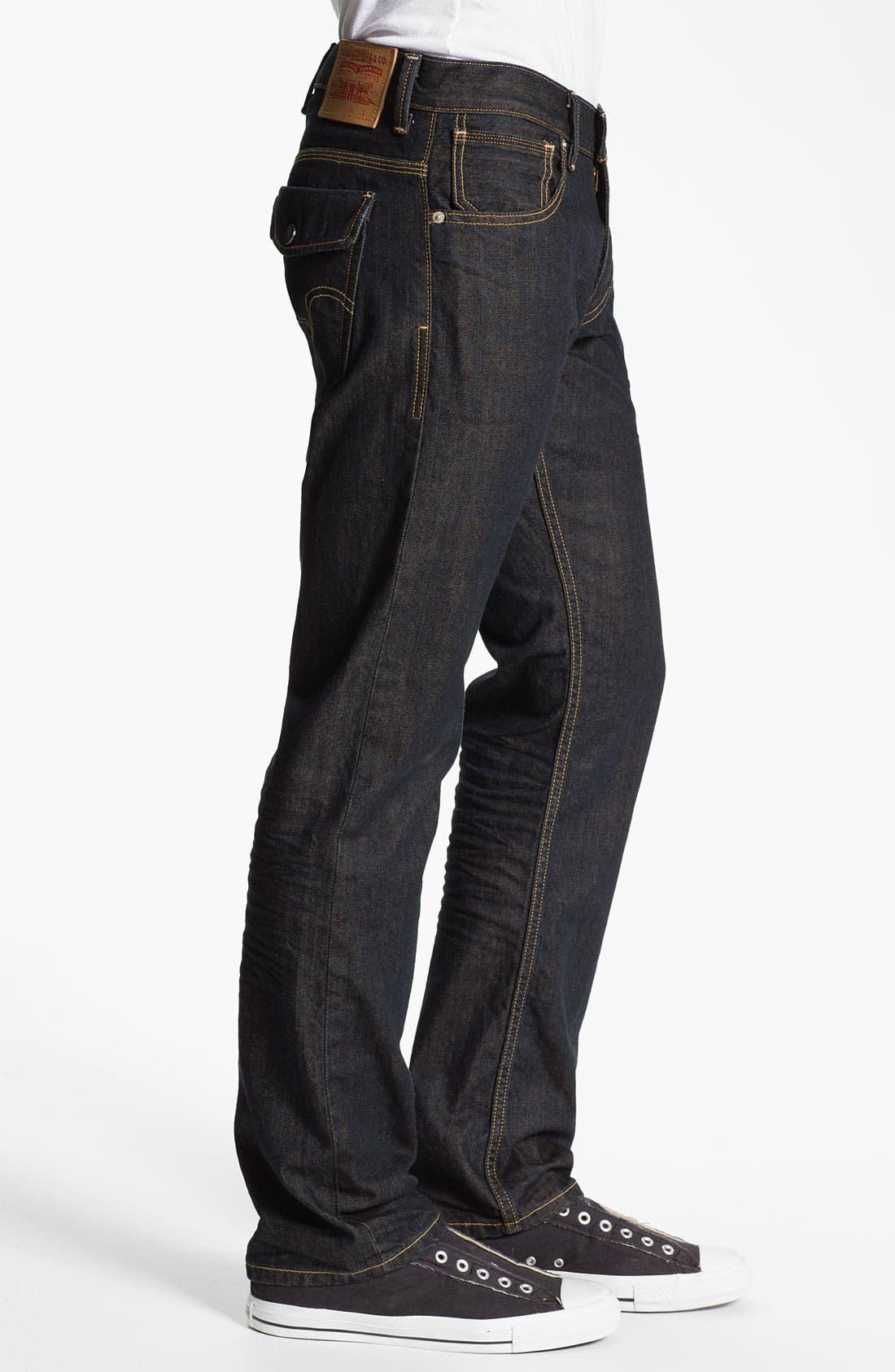 Alternate Image 3  - Levi's® '514™' Slim Straight Leg Jeans (Speedbump)