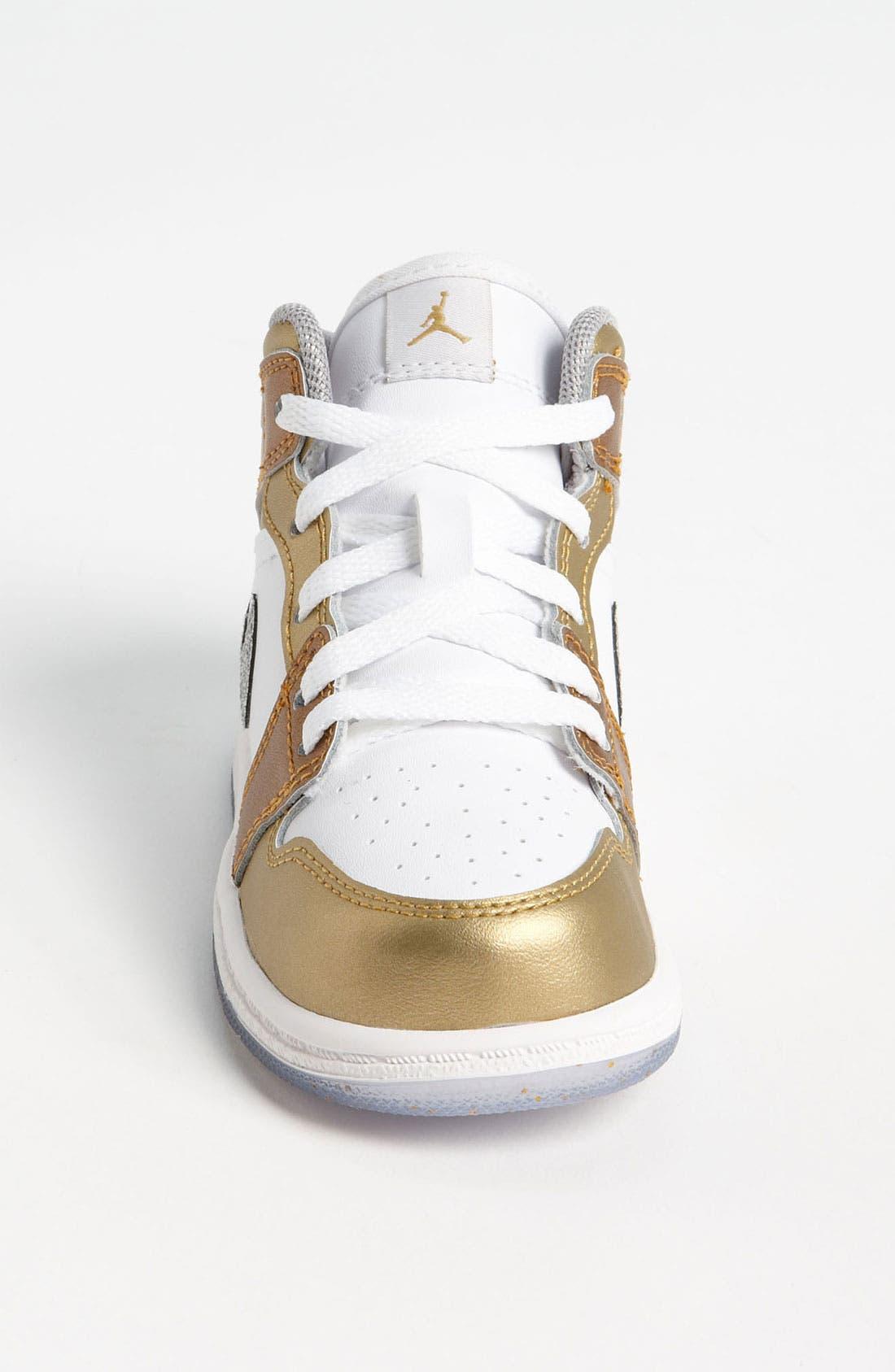 Alternate Image 3  - Nike 'Jordan 1 Phat' Sneaker (Baby, Walker & Toddler)