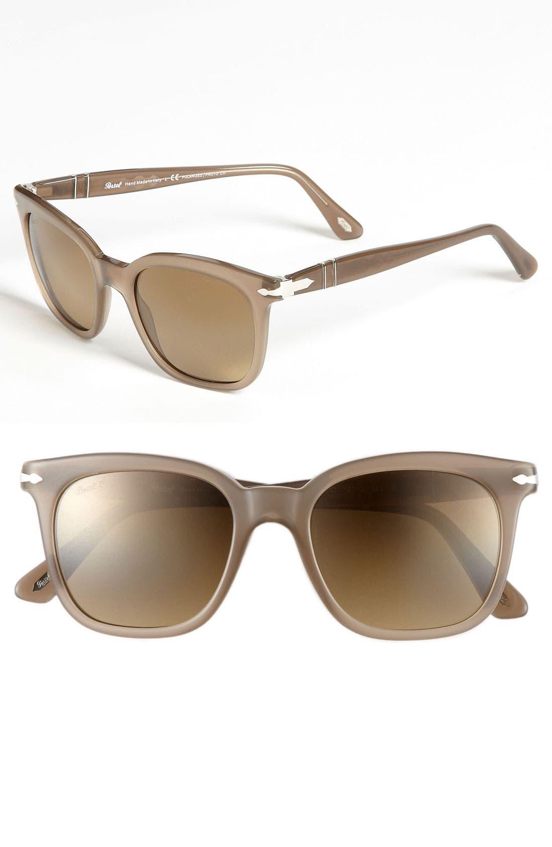 Main Image - Persol 52mm Polarized Sunglasses
