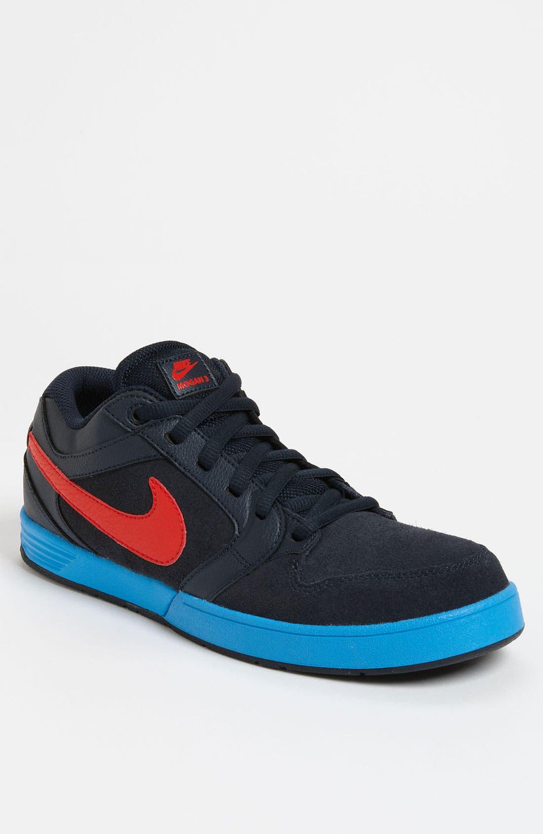 Main Image - Nike 'Mogan 3' Sneaker (Men) (Online Only)