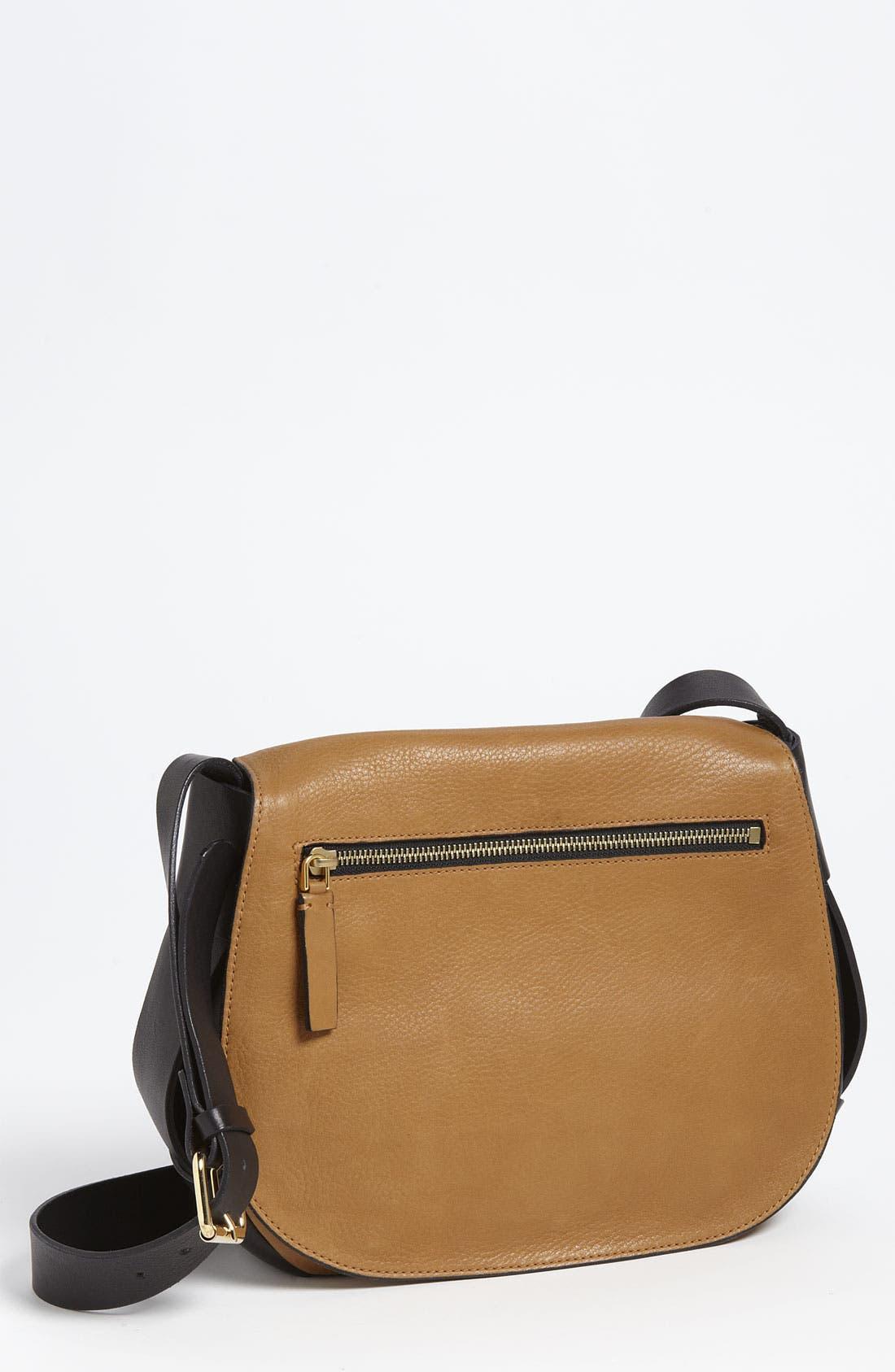Alternate Image 1 Selected - Marni 'Small' Bicolor Crossbody Bag