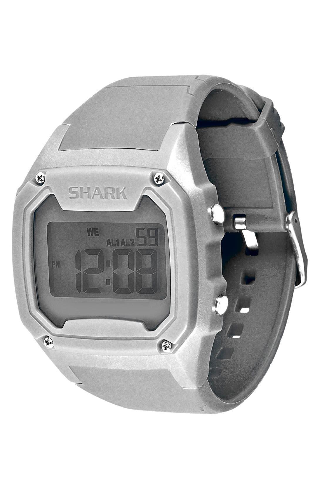 Main Image - Freestyle 'Killer Shark' Digital Sport Watch, 48mm