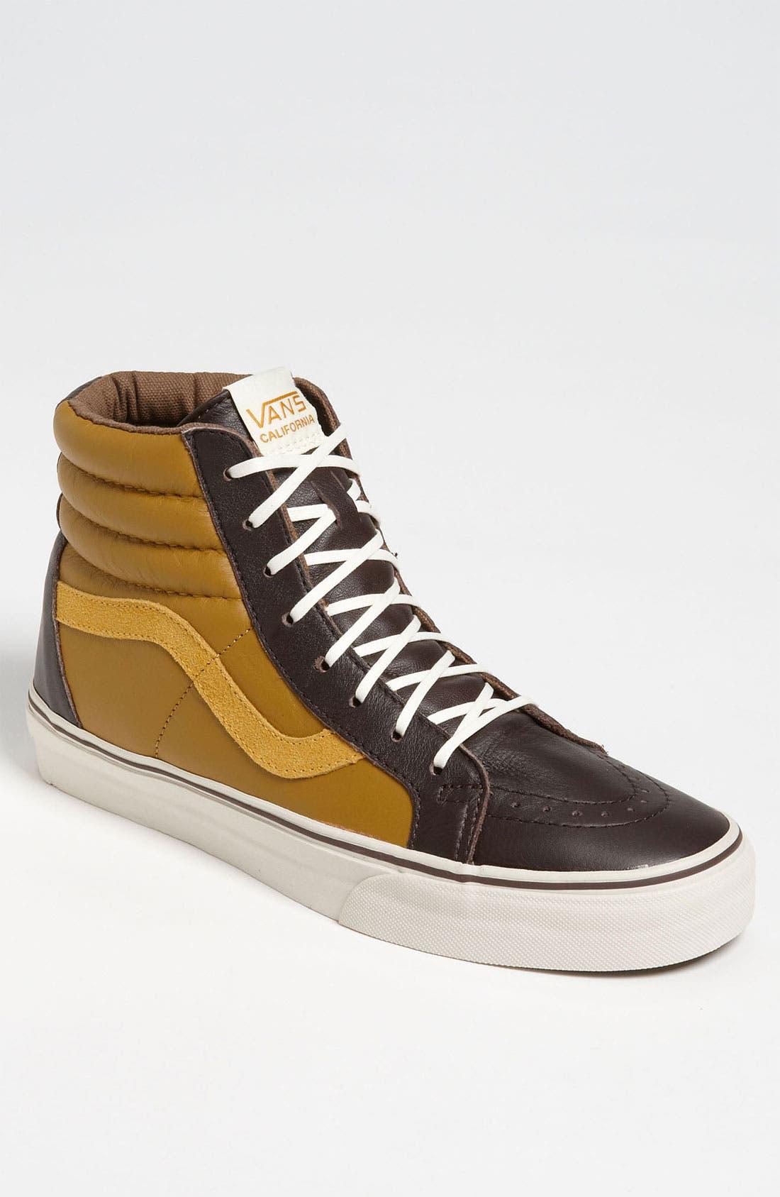 Main Image - Vans 'Sk8-Hi Reissue CA' Sneaker (Men)