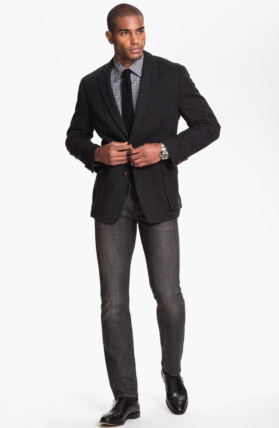 Alternate Image 4  - Kroon 'Waits' Tweed Sportcoat