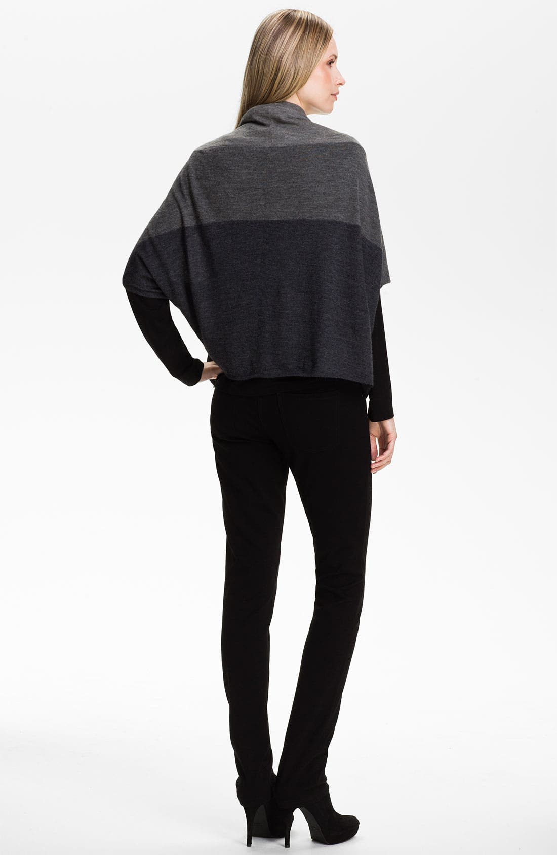 Alternate Image 5  - Eileen Fisher Colorblock Alpaca Cardigan (Online Exclusive)