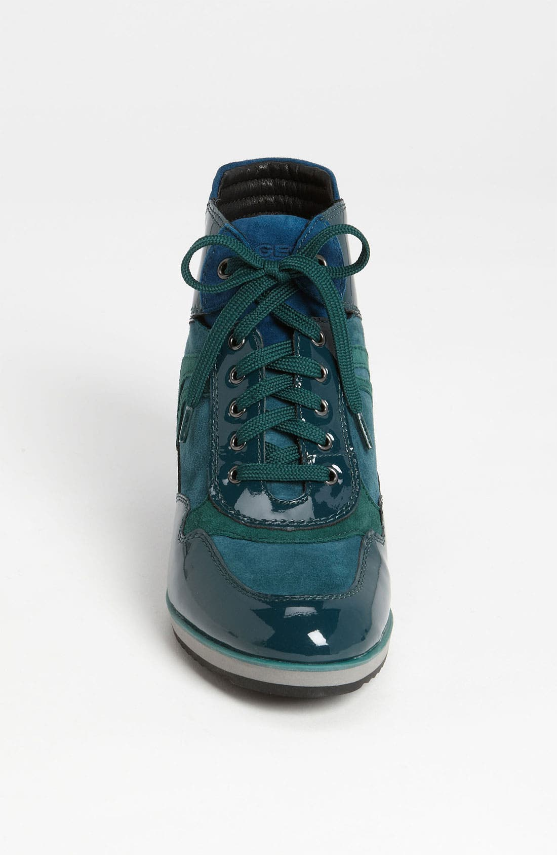 Alternate Image 3  - Geox 'D Illusion' High Top Wedge Sneaker