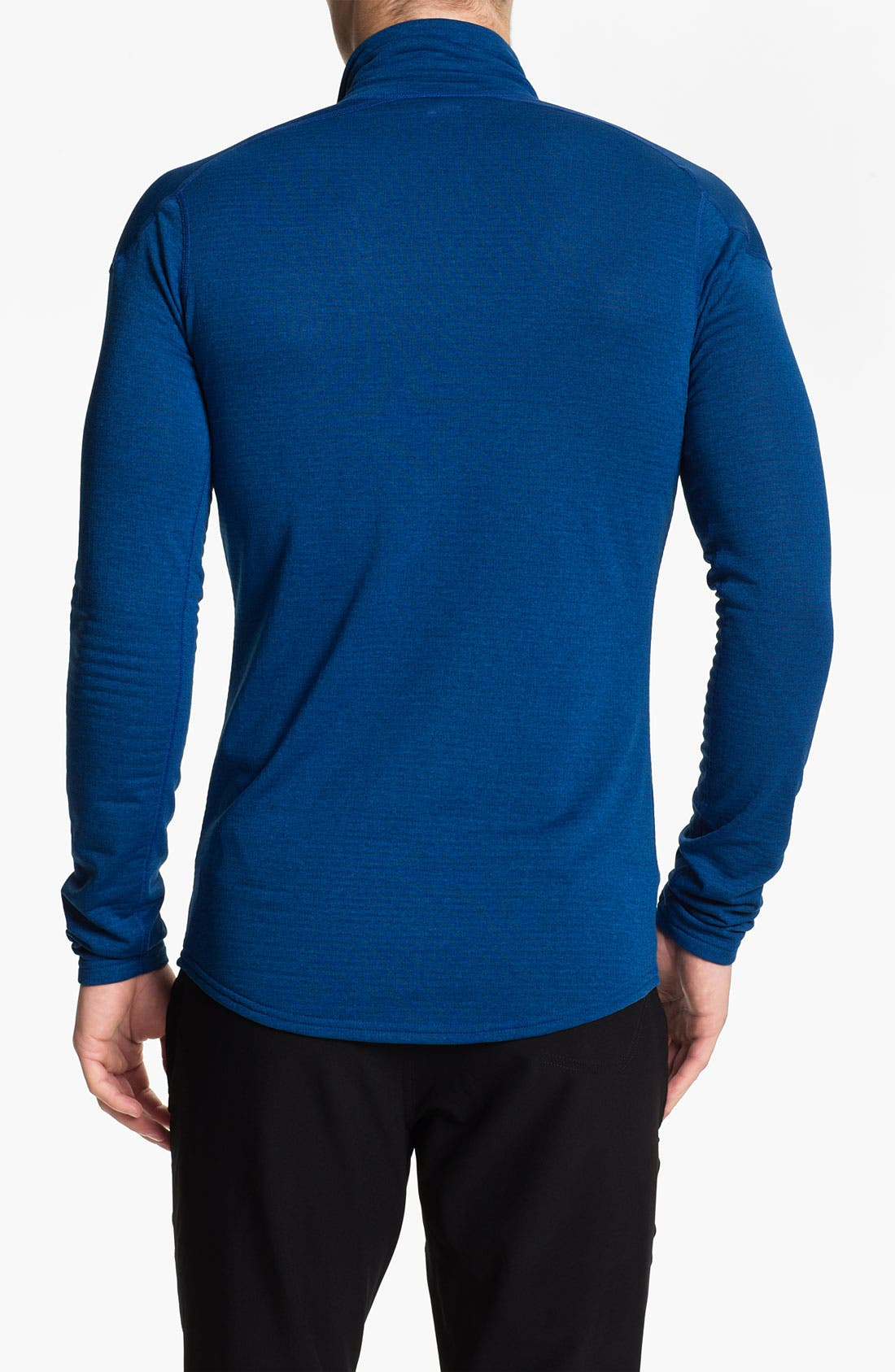 Alternate Image 2  - Patagonia 'Capilene® 4' Expedition Weight Zip Neck Top (Online Only)