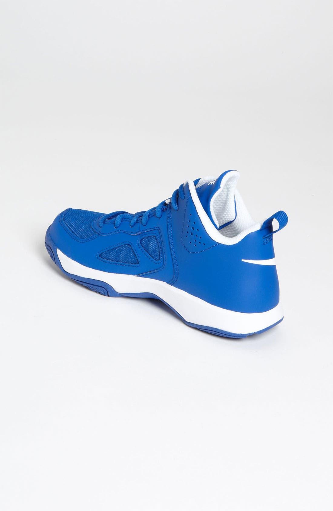 Alternate Image 2  - Nike 'Dual Fusion' Basketball Shoe (Big Kid)