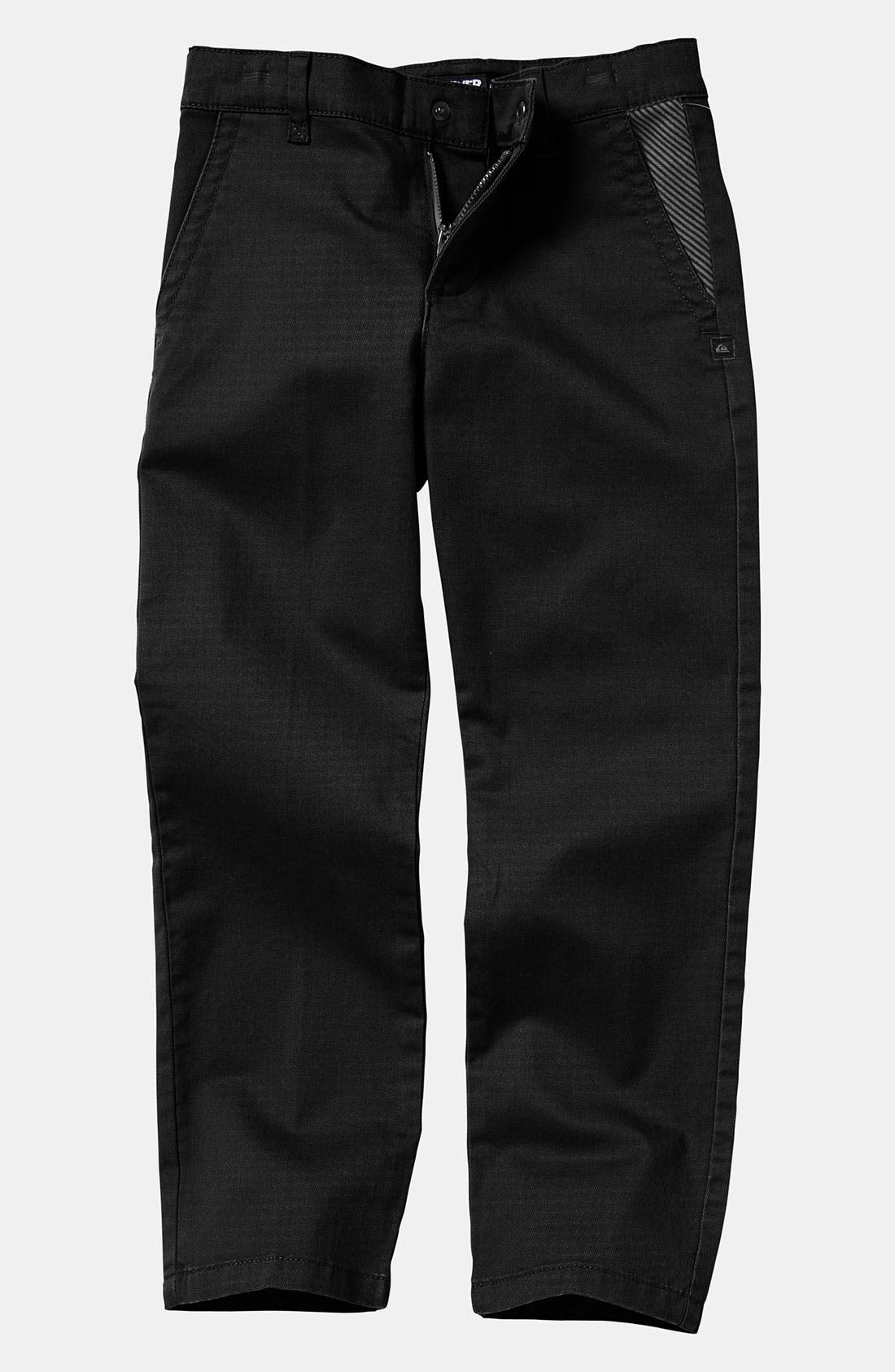 Alternate Image 1 Selected - Quiksilver 'Box Wire' Chino Pants (Toddler)