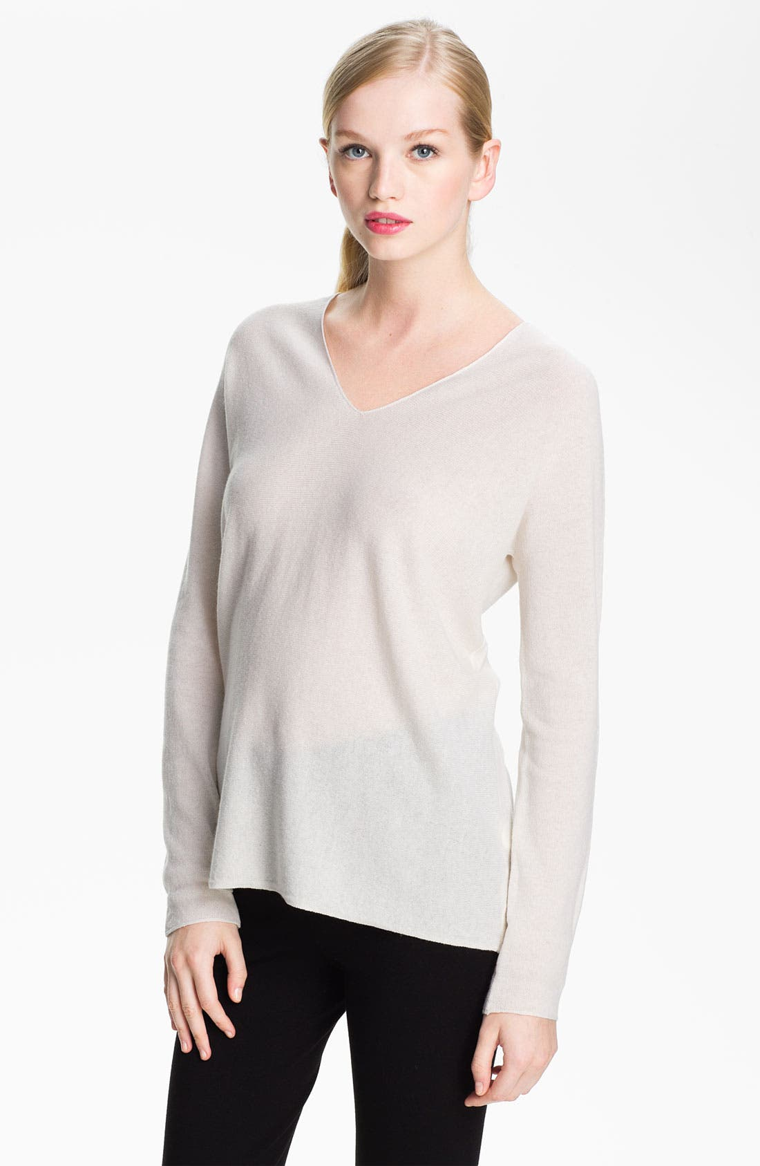 Alternate Image 1 Selected - Vince Cashmere Sweater