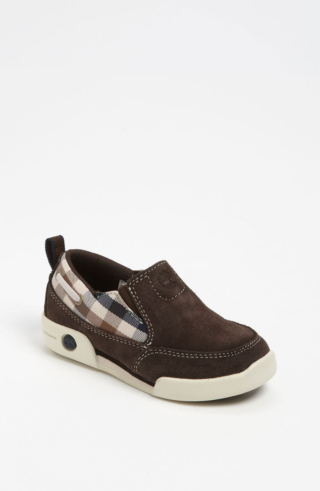 Alternate Image 1 Selected - Timberland Earthkeepers® 'North End' Slip-On (Toddler, Little Kid & Big Kid)