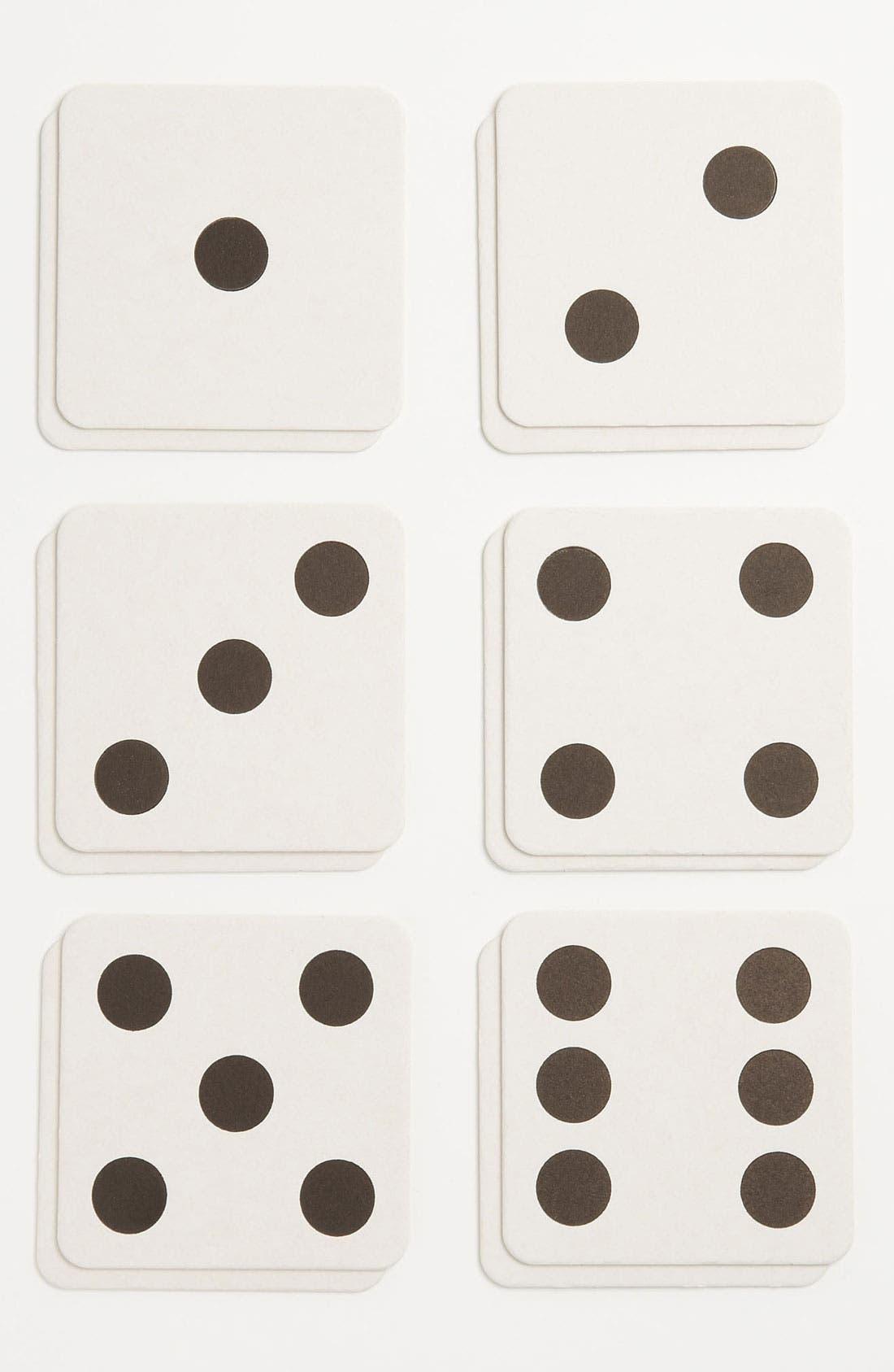 Main Image - 'Dice' Coasters (Set of 10)