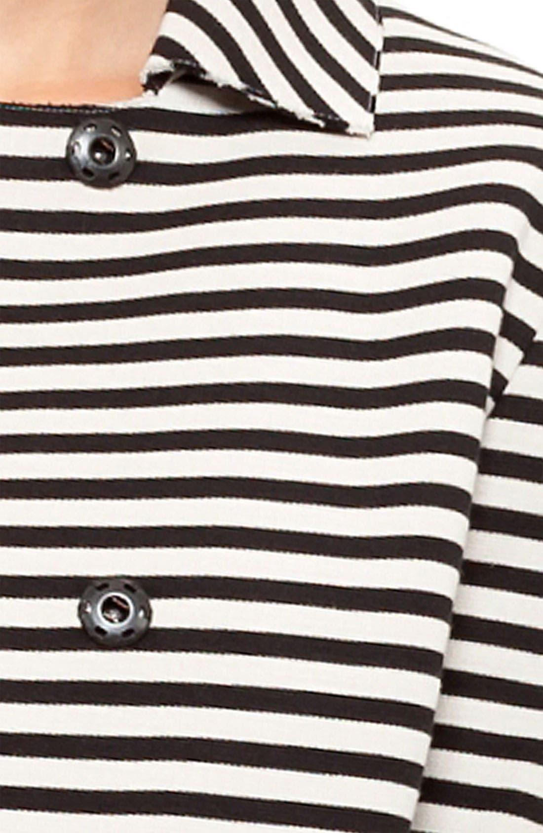 Alternate Image 3  - Akris punto Crop Cotton Jacket