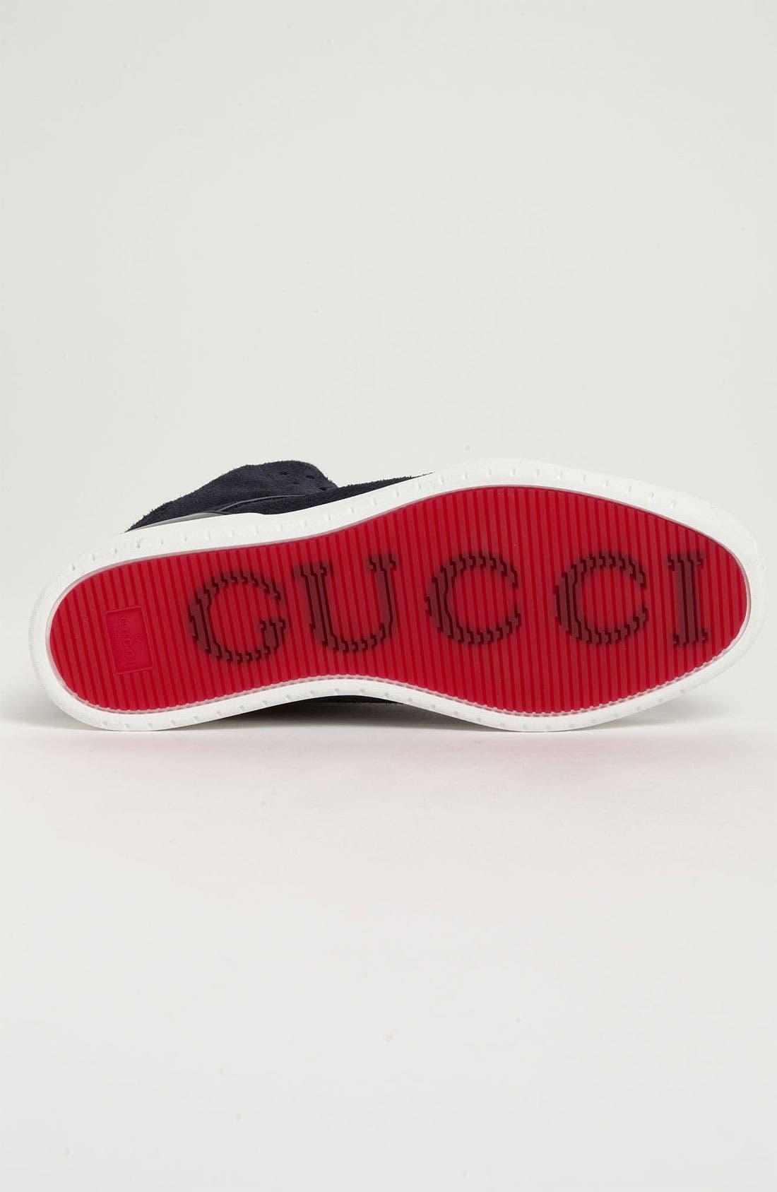 Alternate Image 4  - Gucci 'Rebound Mid' Sneaker (Men)