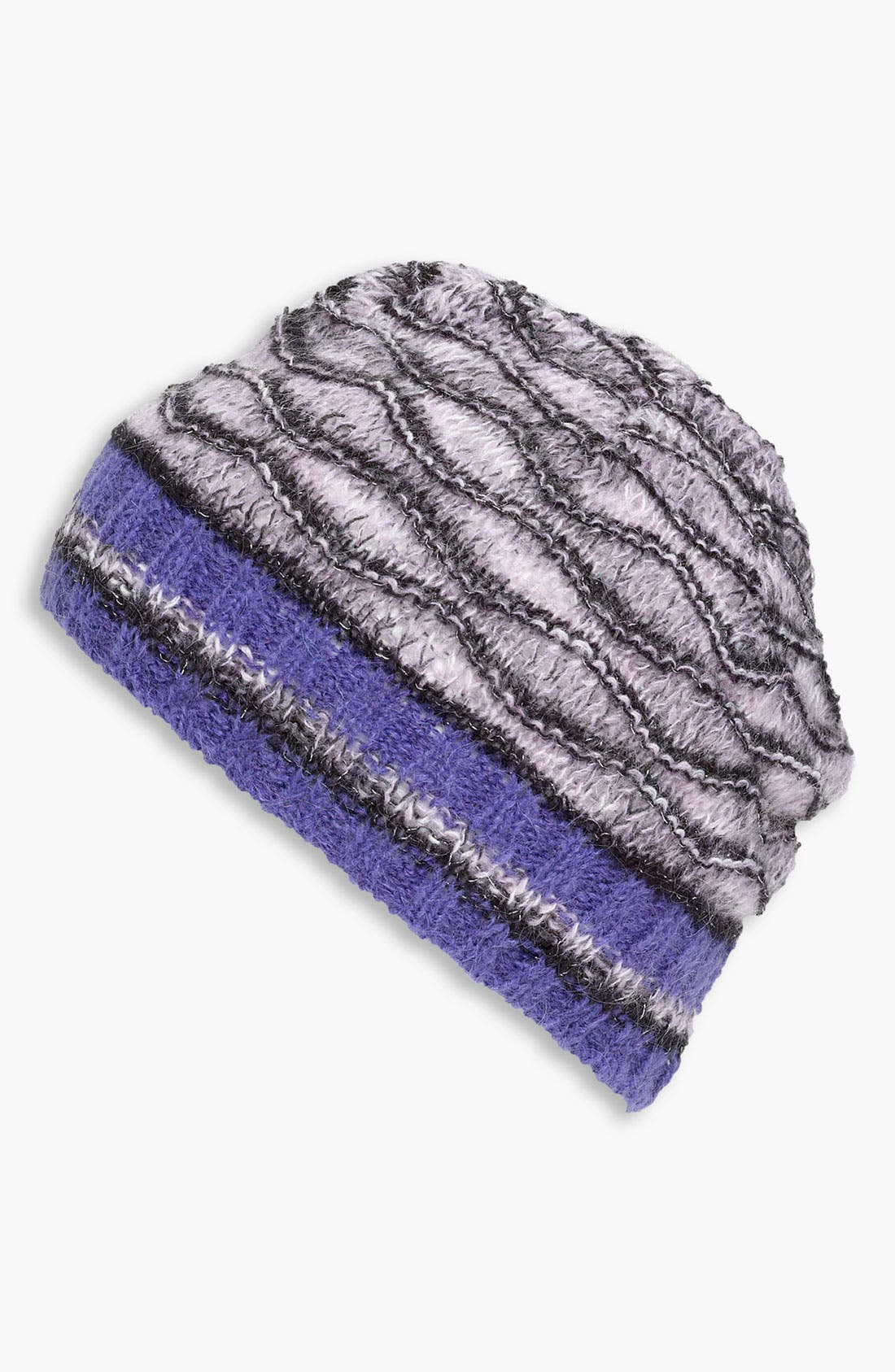 Main Image - Missoni Mohair Blend Knit Cap