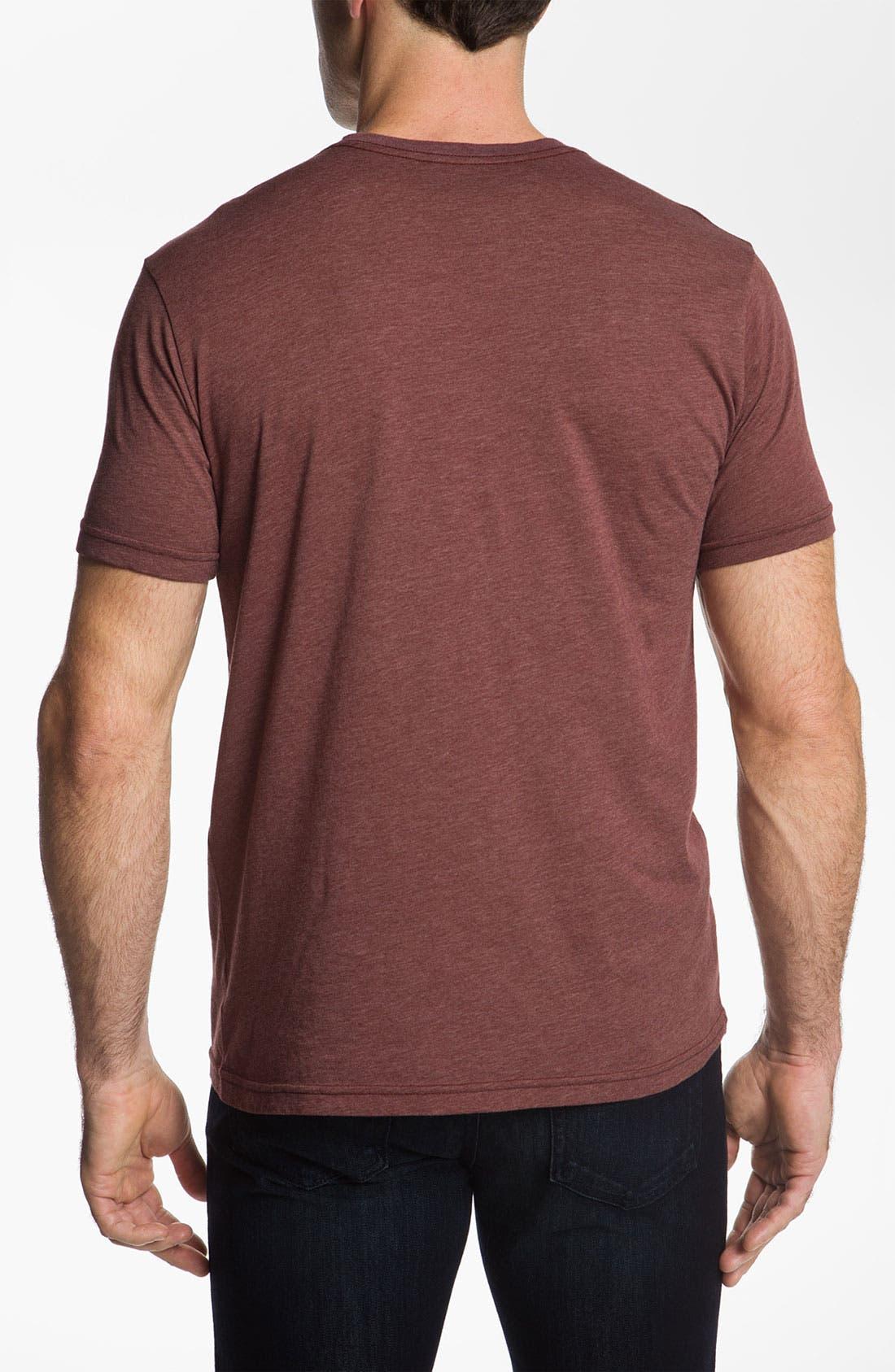 Alternate Image 2  - Ezekiel 'Occupy' Trim Fit T-Shirt