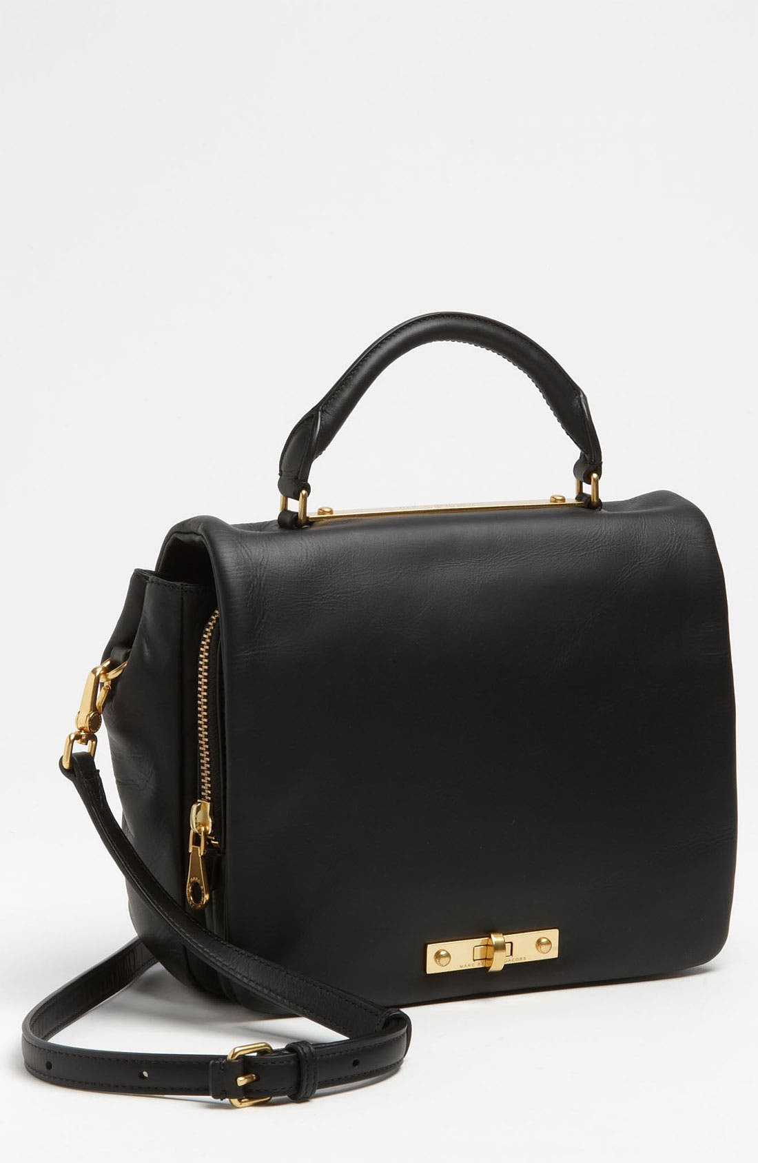 Main Image - MARC BY MARC JACOBS 'Goodbye Columbus' Top Handle Satchel