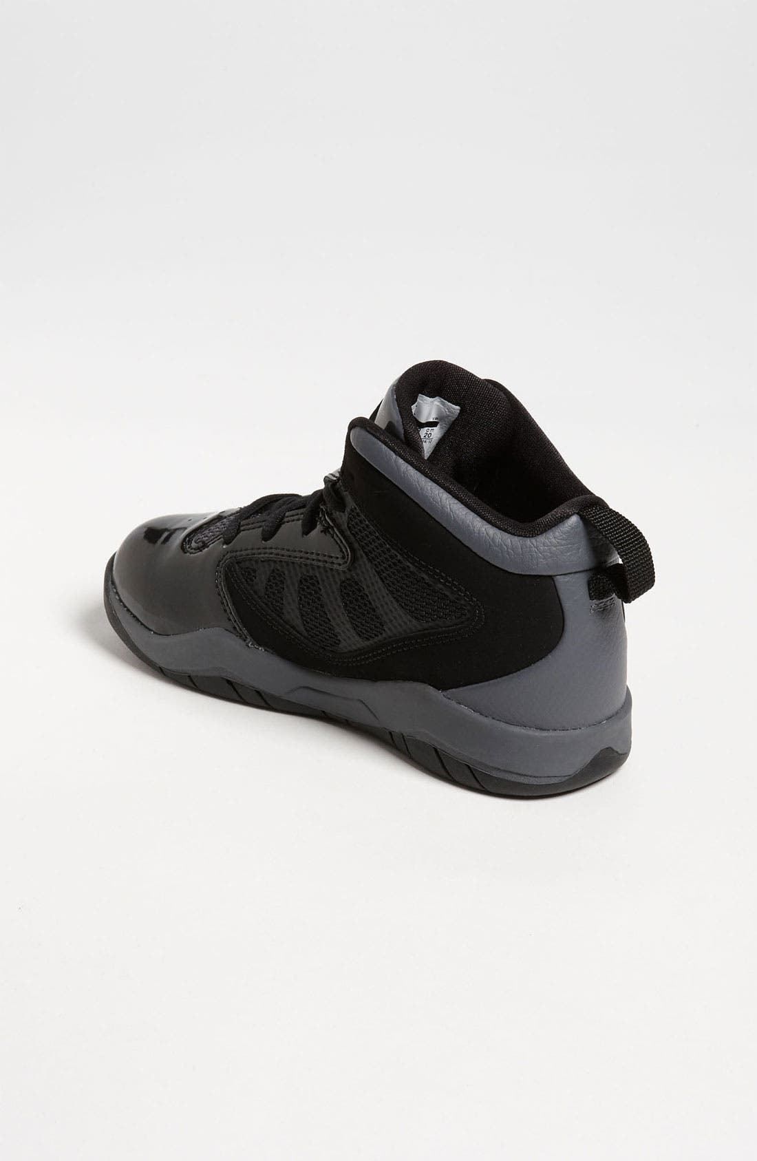 Alternate Image 2  - Nike 'Jordan Flight Team 11' Basketball Shoe (Toddler & Little Kid)