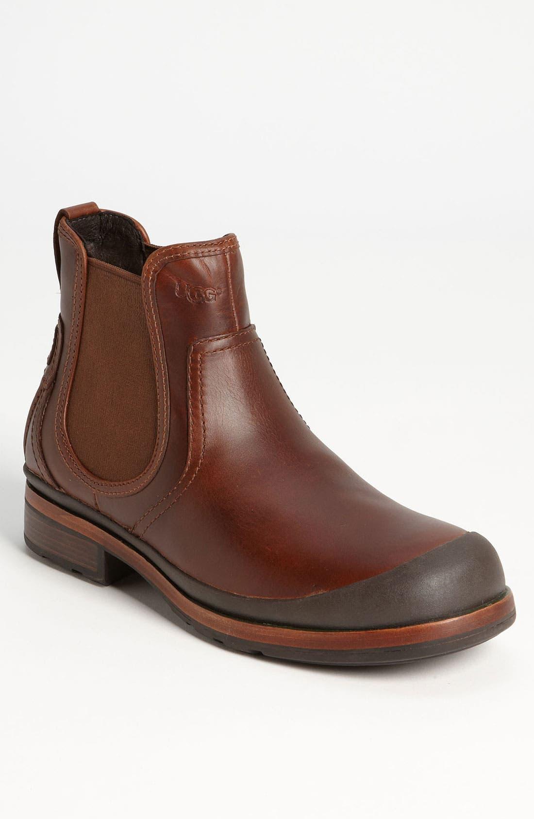 Alternate Image 1 Selected - UGG® Australia 'Matteson' Chelsea Boot (Men)