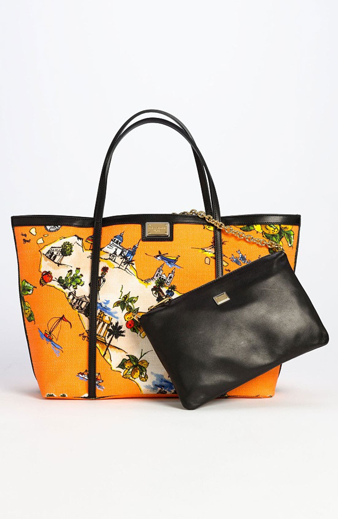 Alternate Image 4  - Dolce&Gabbana 'Miss Escape' Tote