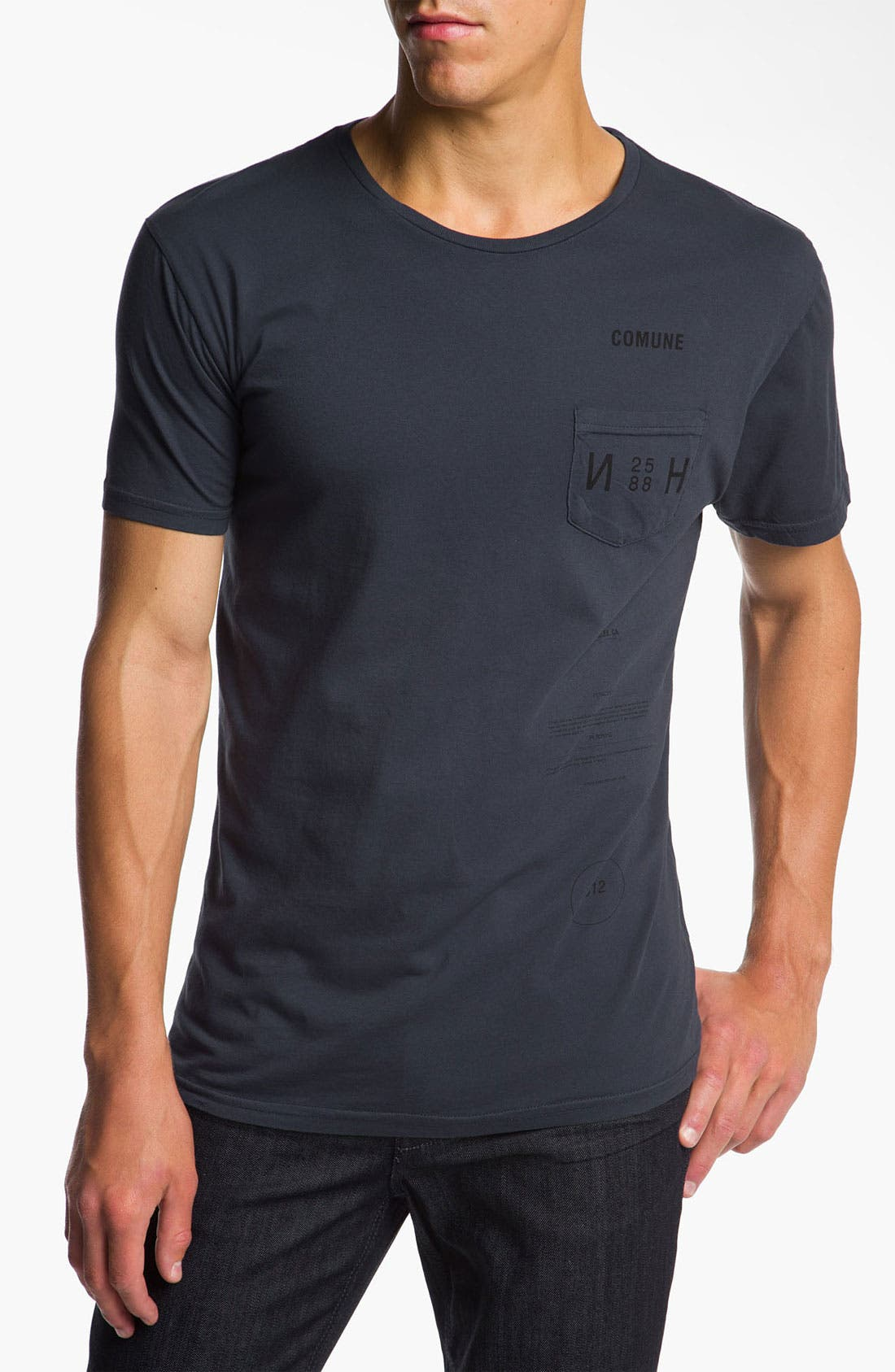 Alternate Image 1 Selected - Comune 'N and H' Graphic T-Shirt