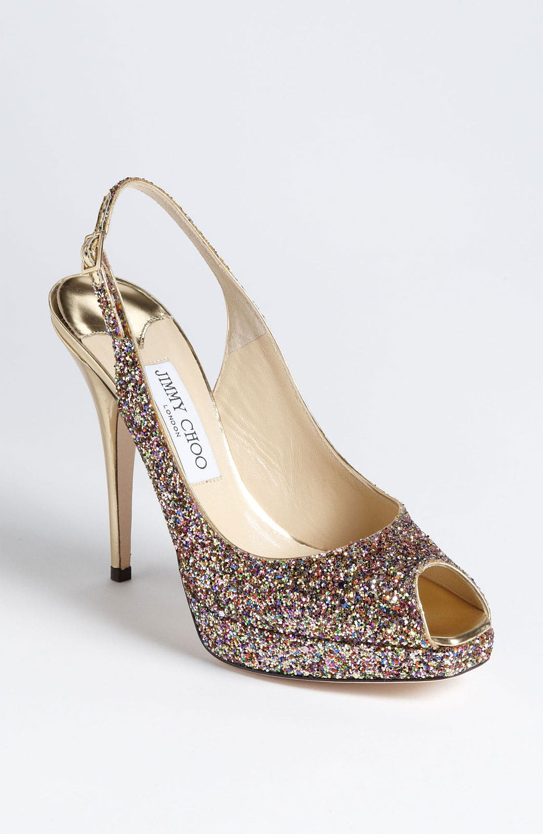 Alternate Image 1 Selected - Jimmy Choo 'Clue' Slingback Pump (Nordstrom Exclusive)
