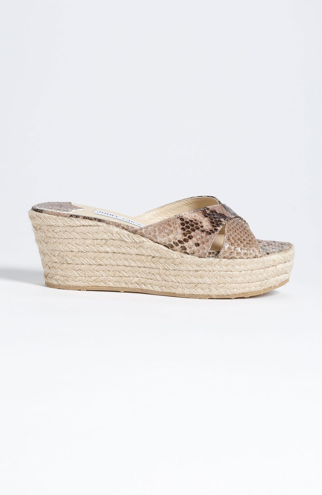 Alternate Image 3  - Jimmy Choo 'Paisley' Wedge Sandal