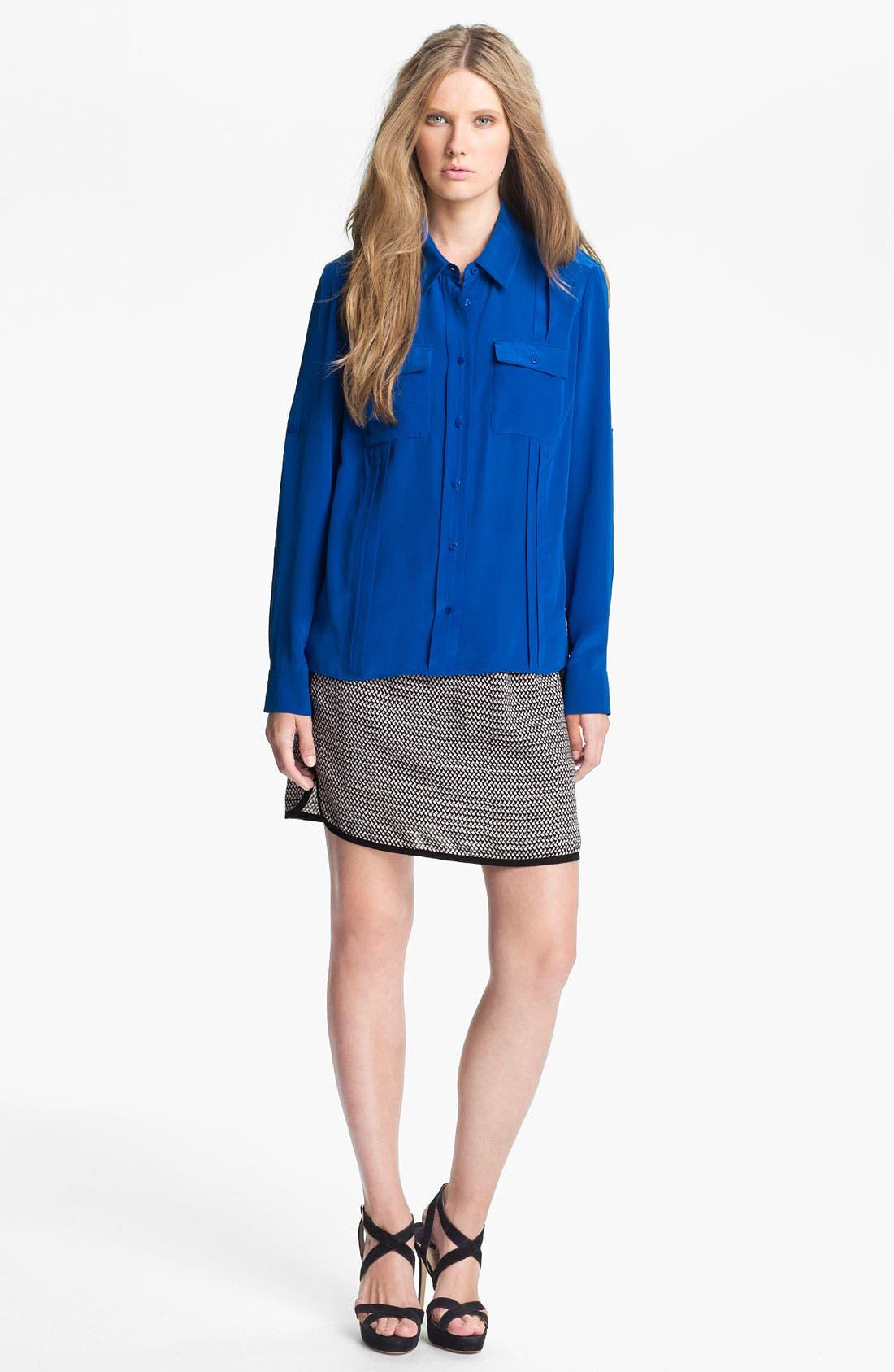 Alternate Image 3  - Mcginn 'Allison' Silk Blouse