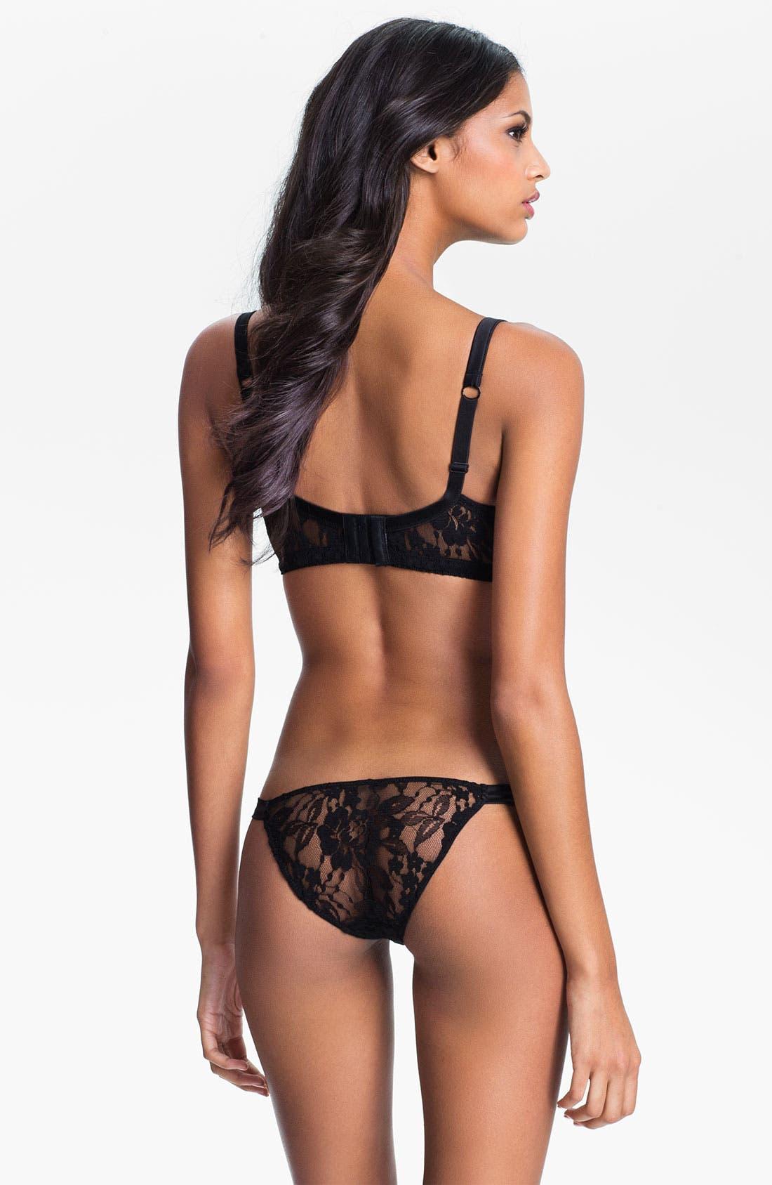 Alternate Image 5  - Mimi Holliday 'Angelique Jet' Bikini