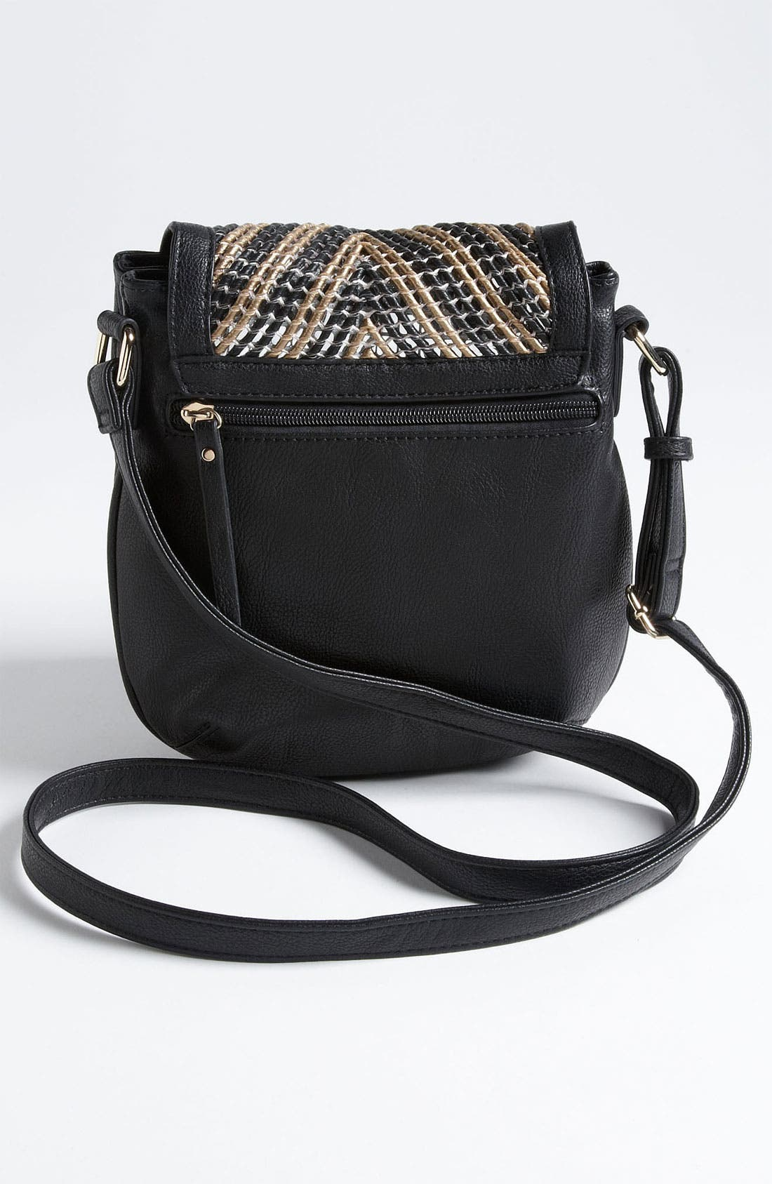 Alternate Image 4  - Big Buddha 'Quinn' Crossbody Bag