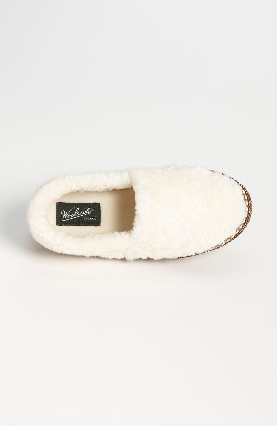 Alternate Image 3  - Woolrich 'Whitecap' Slipper