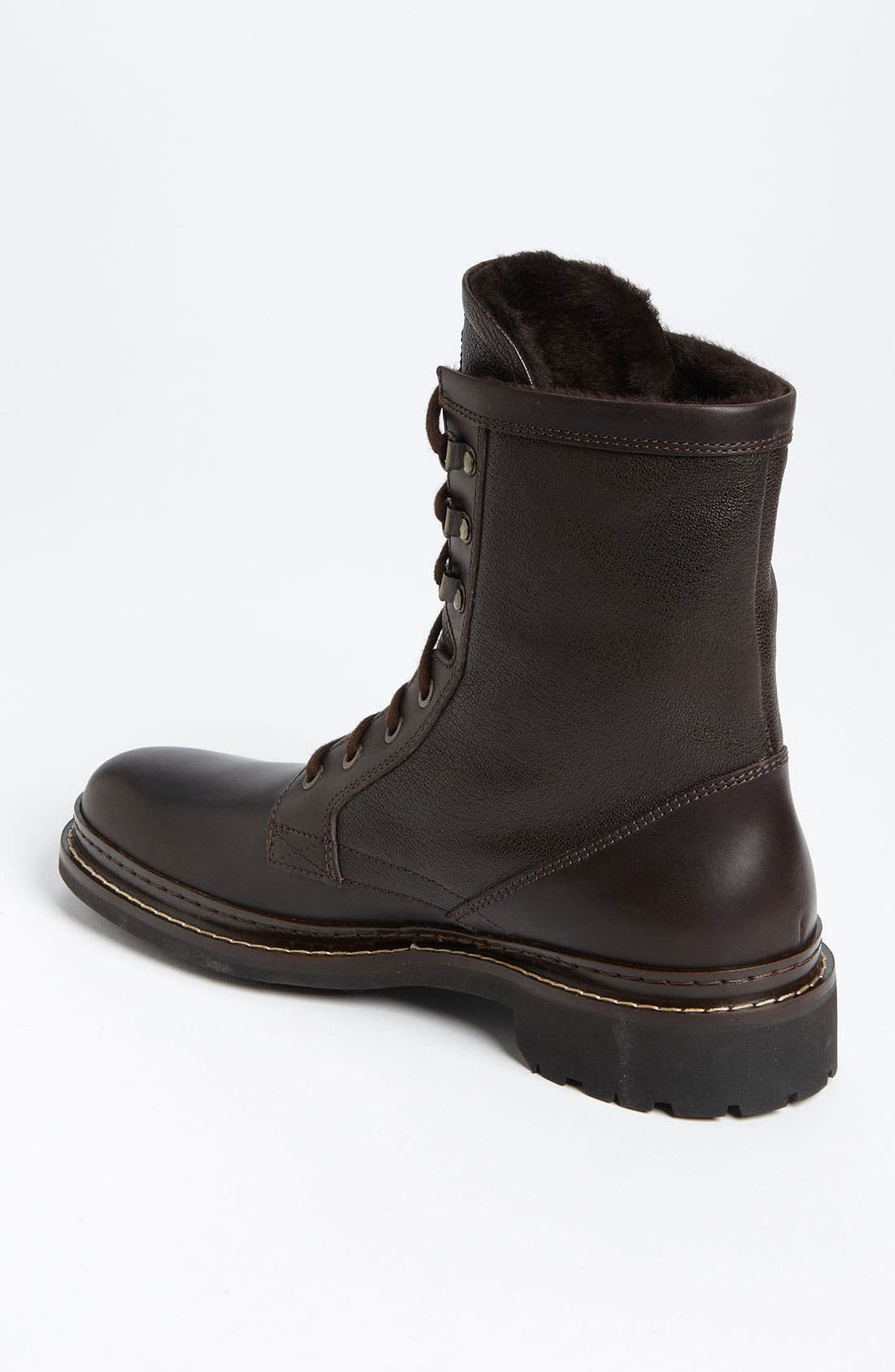 Alternate Image 3  - BOSS Black 'Russon' Plain Toe Boot