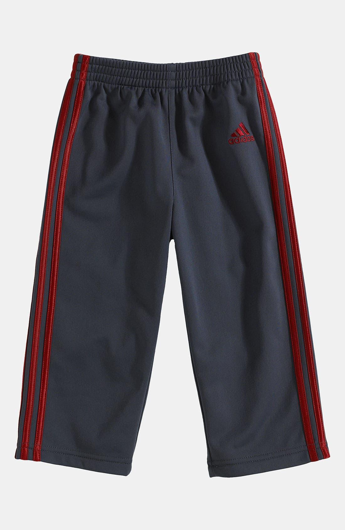 Main Image - adidas Tricot Pants (Toddler)