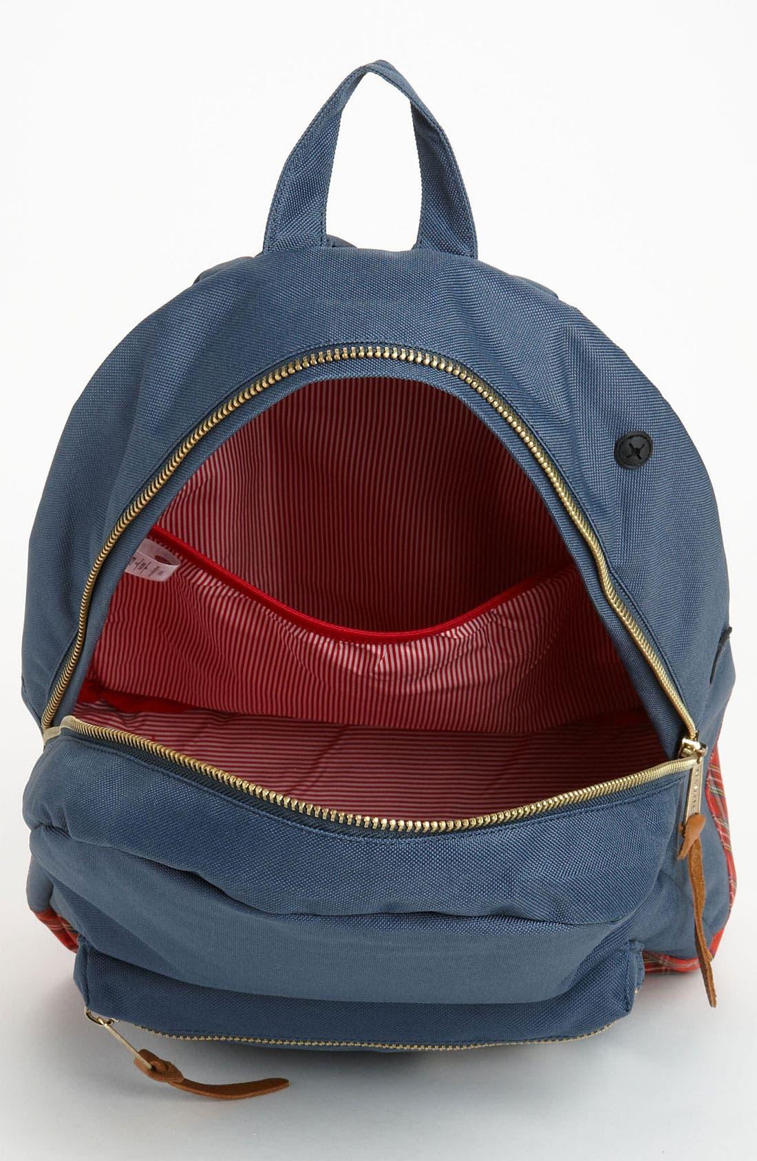 Alternate Image 3  - Herschel Supply Co. 'Tartan Collection - Settlement' Backpack