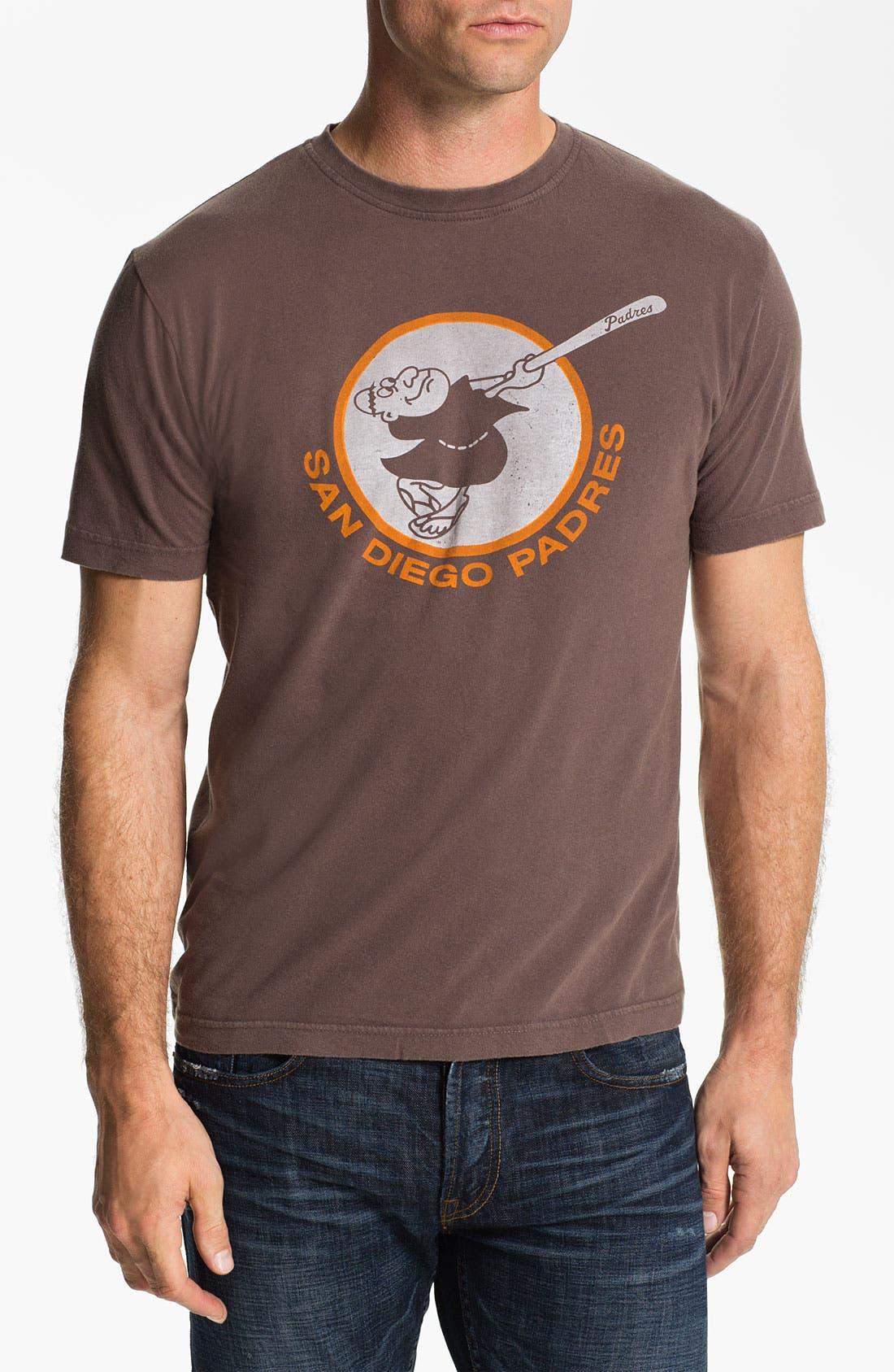 Red Jacket 'San Diego Padres' Trim Fit T-Shirt (Men)