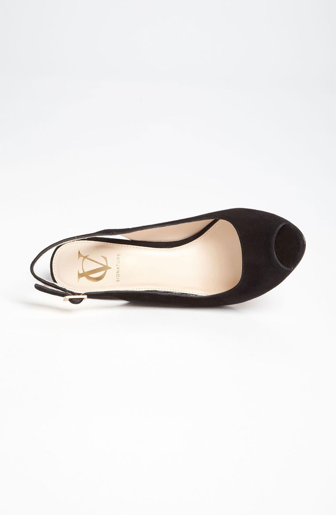 Alternate Image 3  - VC Signature 'Toscana' Slingback Sandal