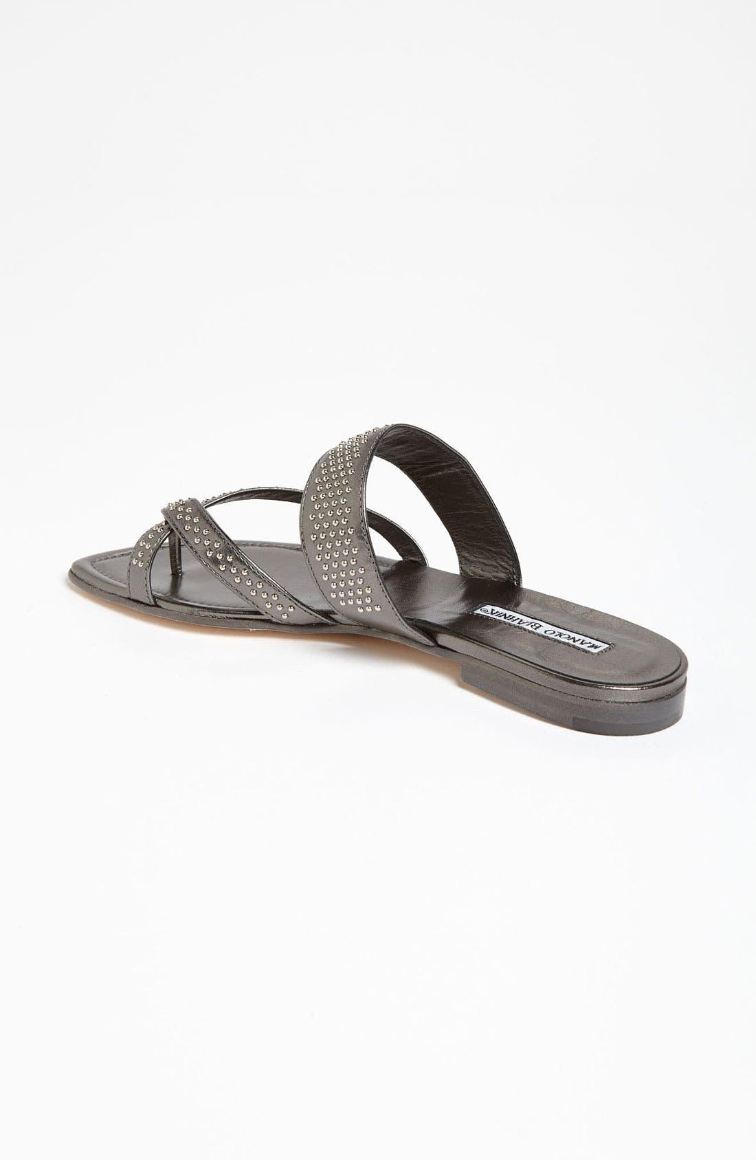 Alternate Image 2  - Manolo Blahnik 'Susabor' Sandal