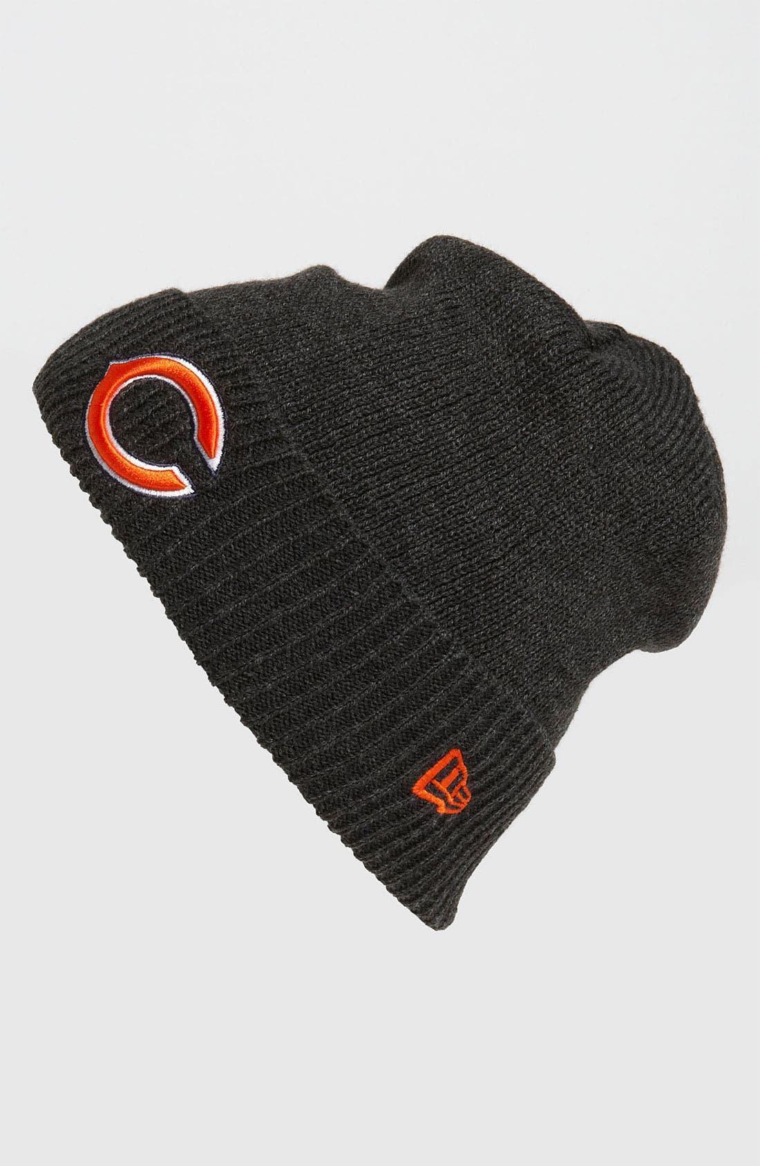 Alternate Image 1 Selected - New Era Cap 'Chicago Bears' Thermal Beanie