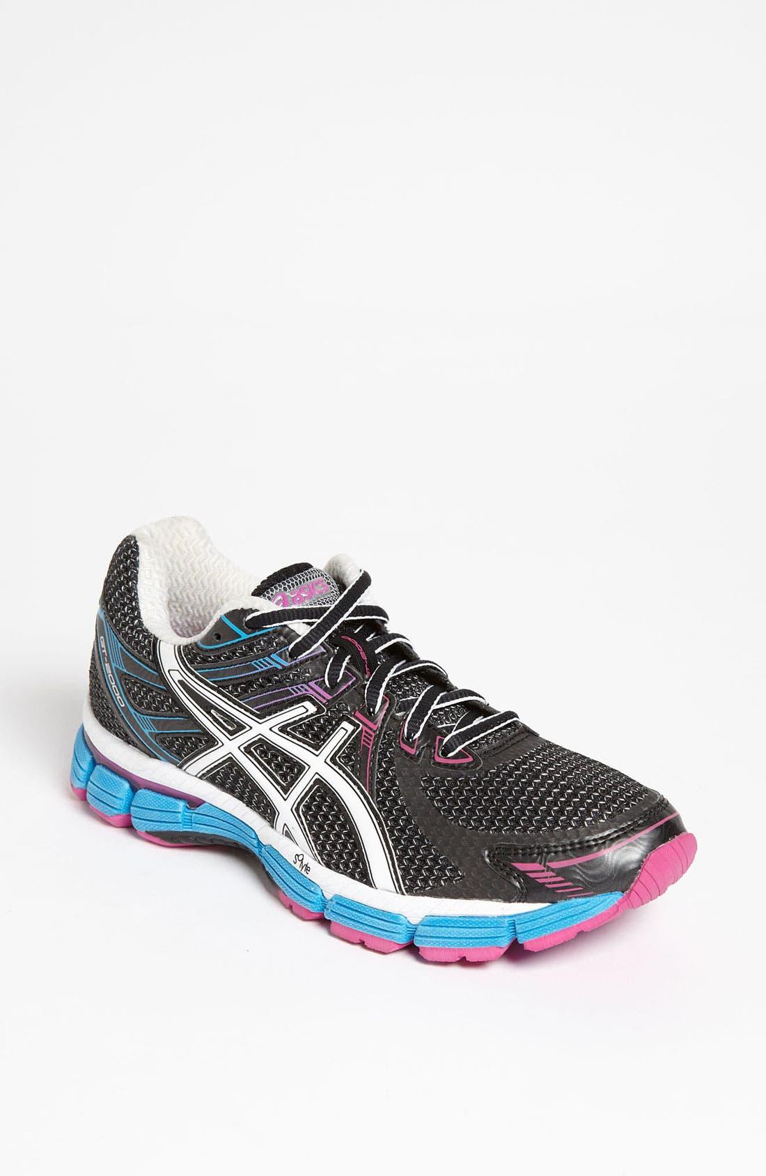 Alternate Image 1 Selected - ASICS® 'GT 2000' Running Shoe (Women)